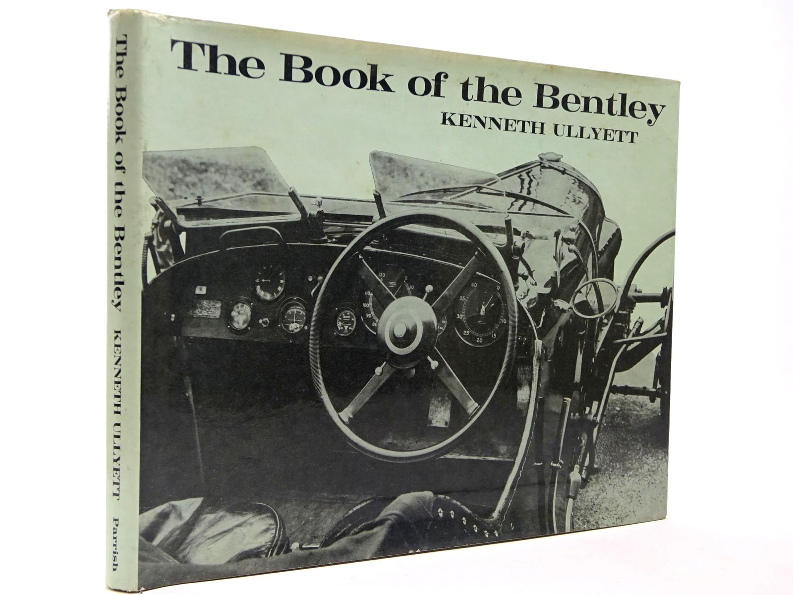 Photo of THE BOOK OF THE BENTLEY- Stock Number: 2129754