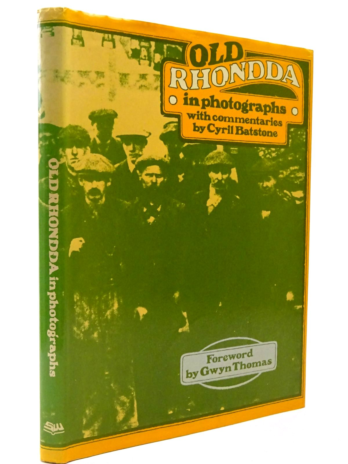 Photo of OLD RHONDDA IN PHOTOGRAPHS- Stock Number: 2129776