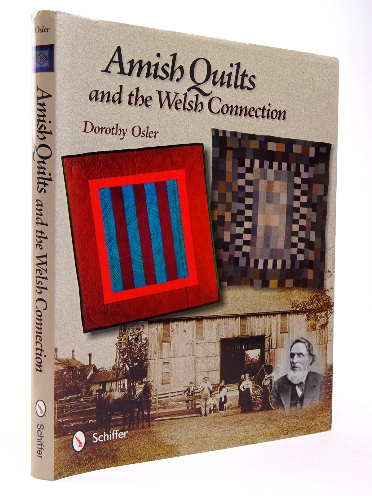 Photo of AMISH QUILTS AND THE WELSH CONNECTION- Stock Number: 2129780