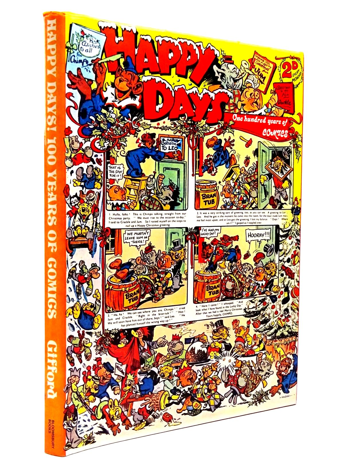 Photo of HAPPY DAYS A CENTURY OF COMICS- Stock Number: 2129793