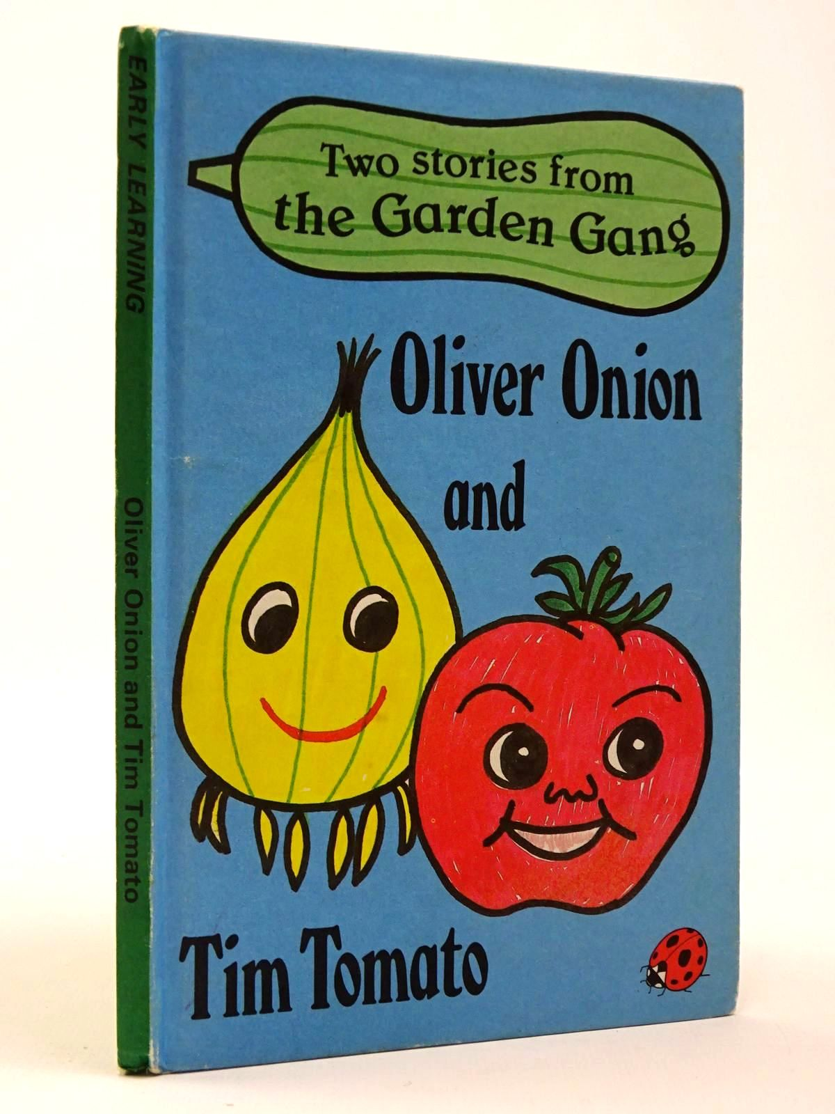 Photo of OLIVER ONION AND TIM TOMATO written by Fisher, Jayne illustrated by Fisher, Jayne published by Ladybird Books (STOCK CODE: 2129805)  for sale by Stella & Rose's Books