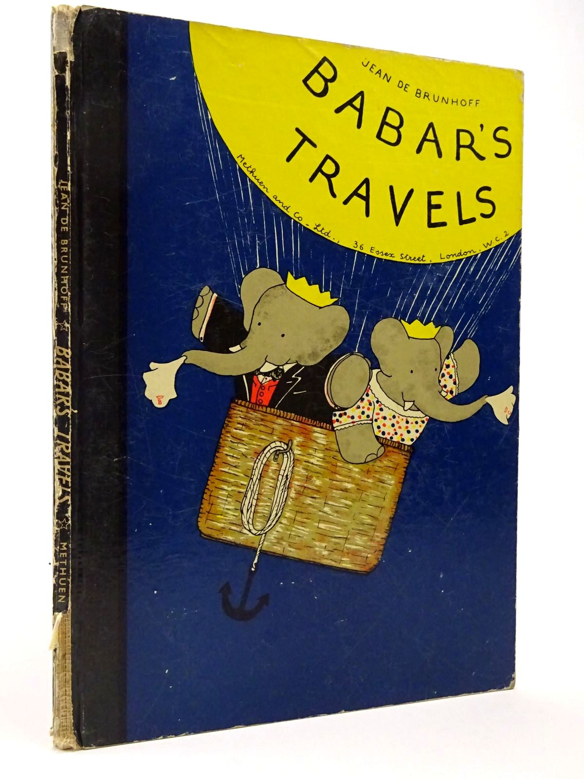 Photo of BABAR'S TRAVELS- Stock Number: 2129828