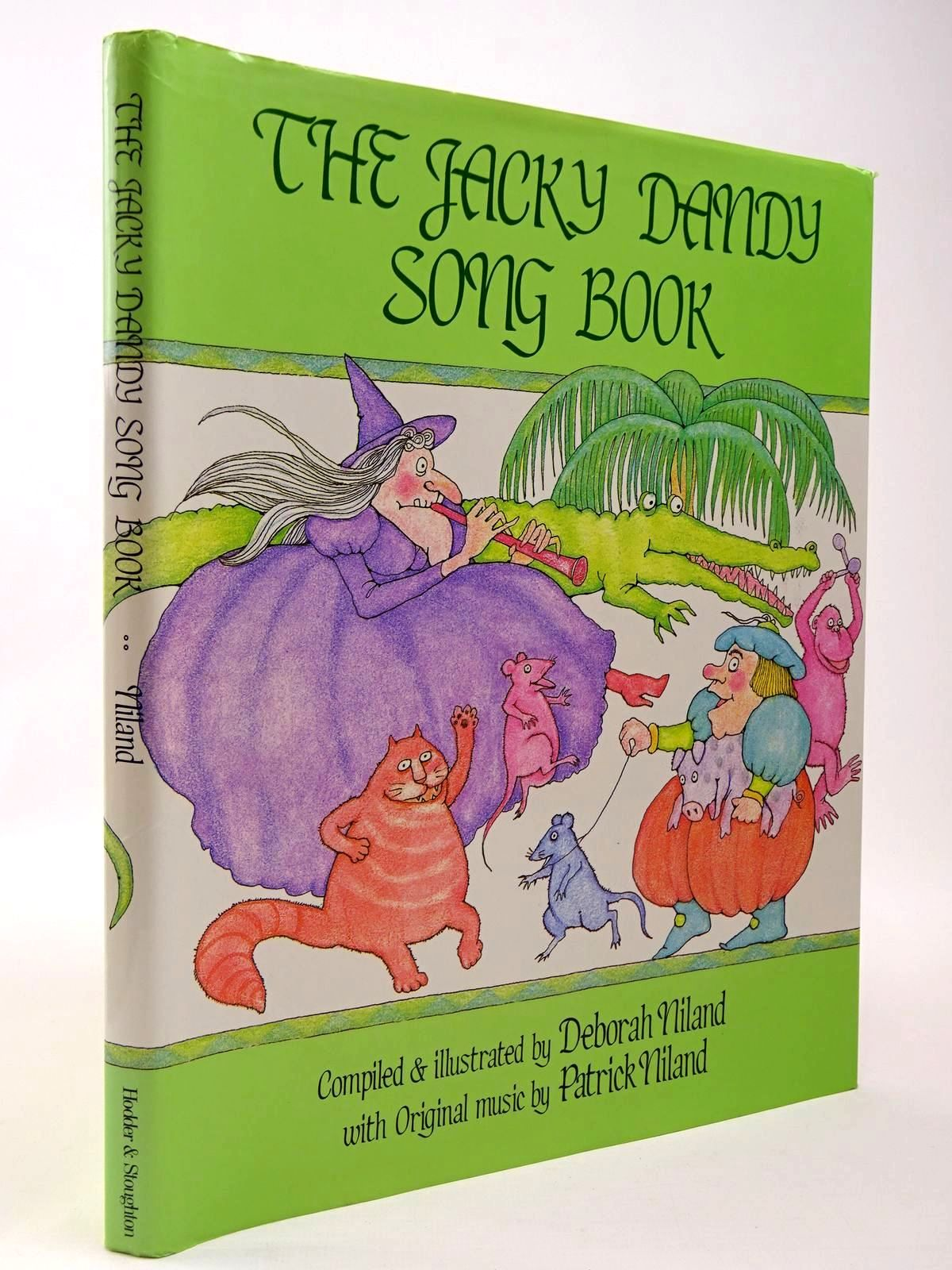 Photo of THE JACKY DANDY SONG BOOK- Stock Number: 2129831