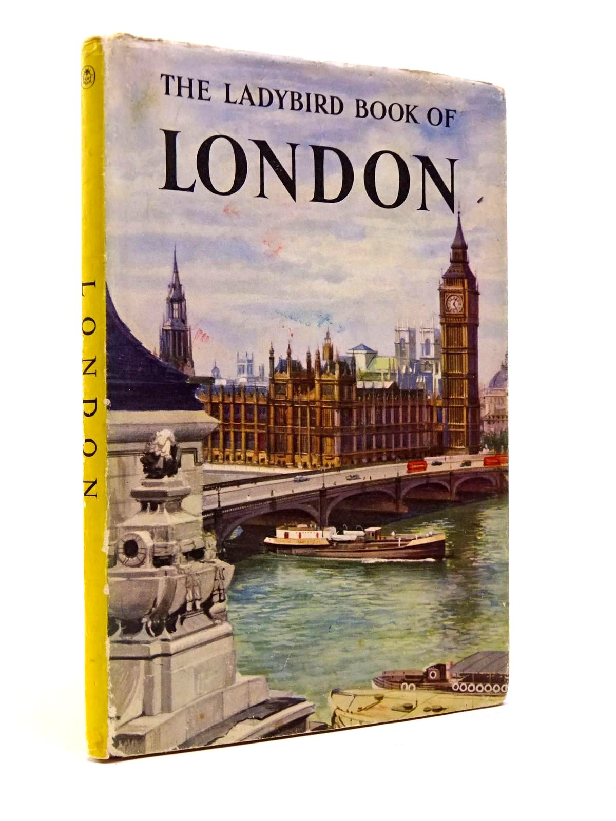 Photo of THE LADYBIRD BOOK OF LONDON written by Lewesdon, John illustrated by Berry, John published by Wills & Hepworth Ltd. (STOCK CODE: 2129833)  for sale by Stella & Rose's Books