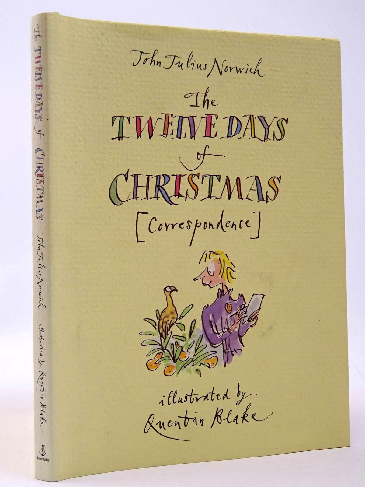 Photo of THE TWELVE DAYS OF CHRISTMAS (CORRESPONDENCE)- Stock Number: 2129834