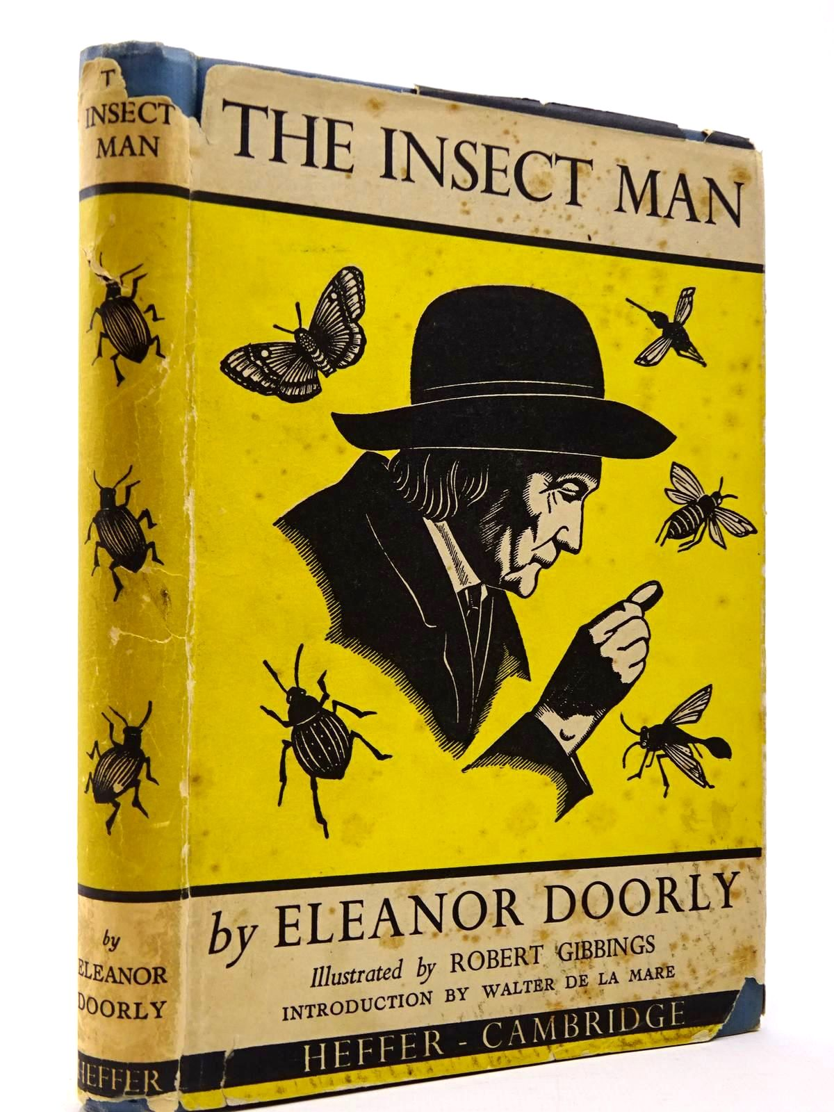 Photo of THE INSECT MAN- Stock Number: 2129836