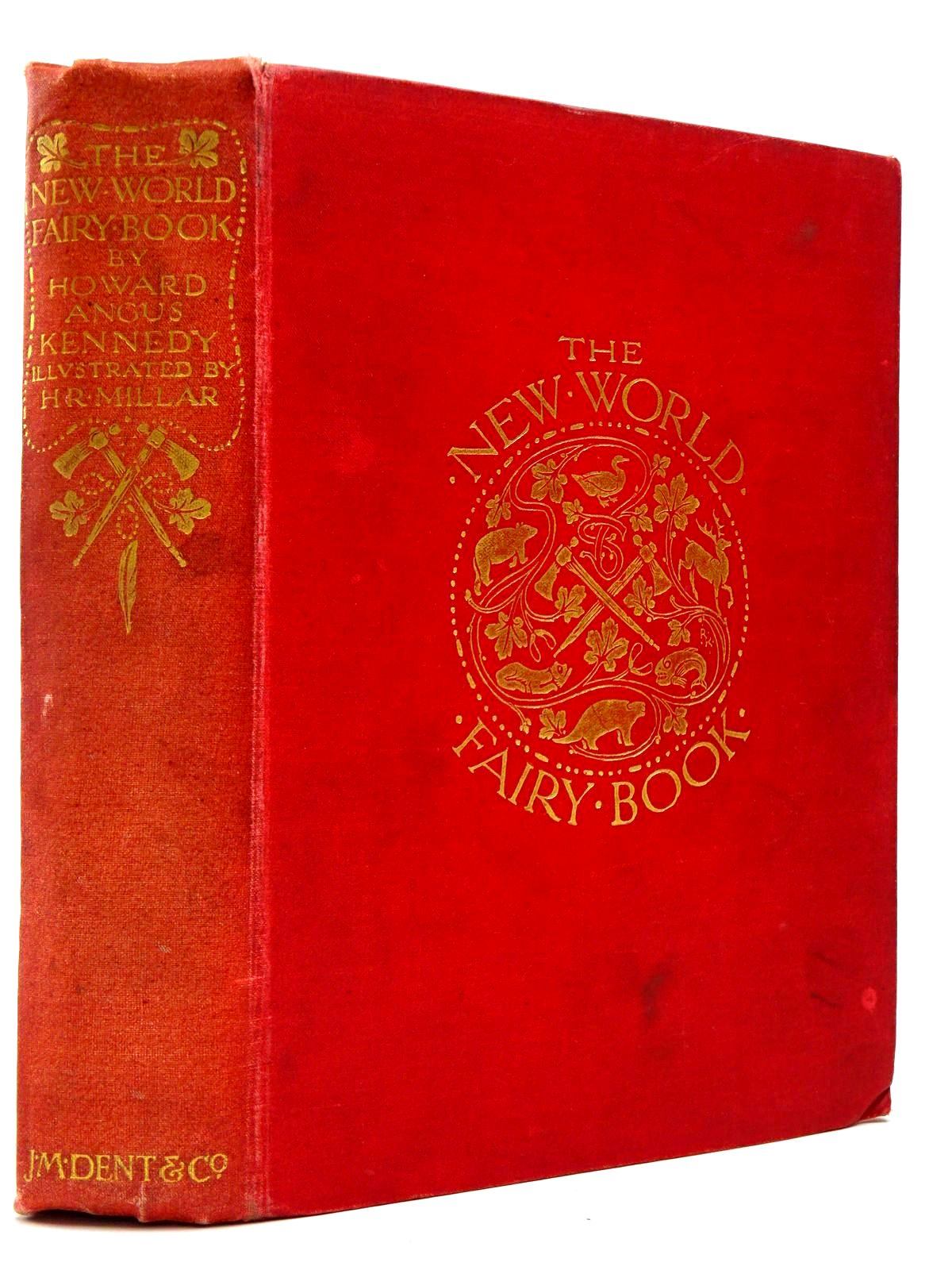 Photo of THE NEW WORLD FAIRY BOOK- Stock Number: 2129852