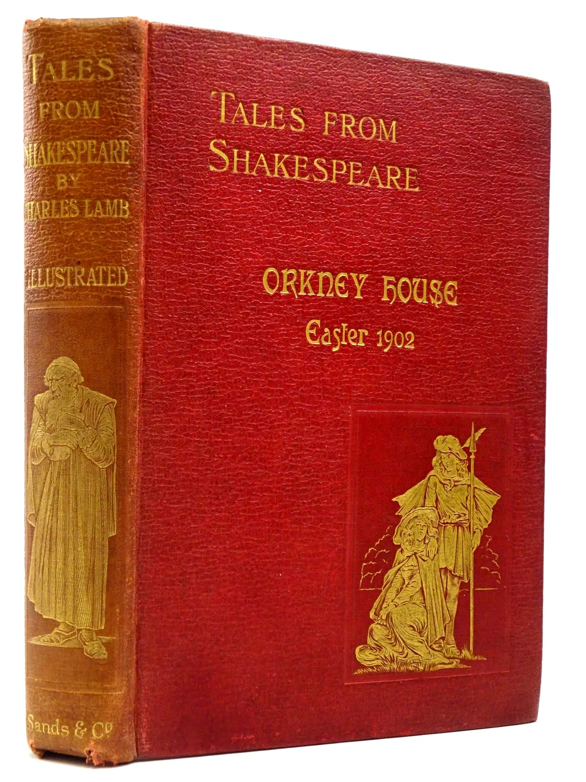 Photo of TALES FROM SHAKESPEARE written by Lamb, Charles<br />Shakespeare, William illustrated by Robinson, W. Heath published by Sands &amp; Co. (STOCK CODE: 2129855)  for sale by Stella & Rose's Books
