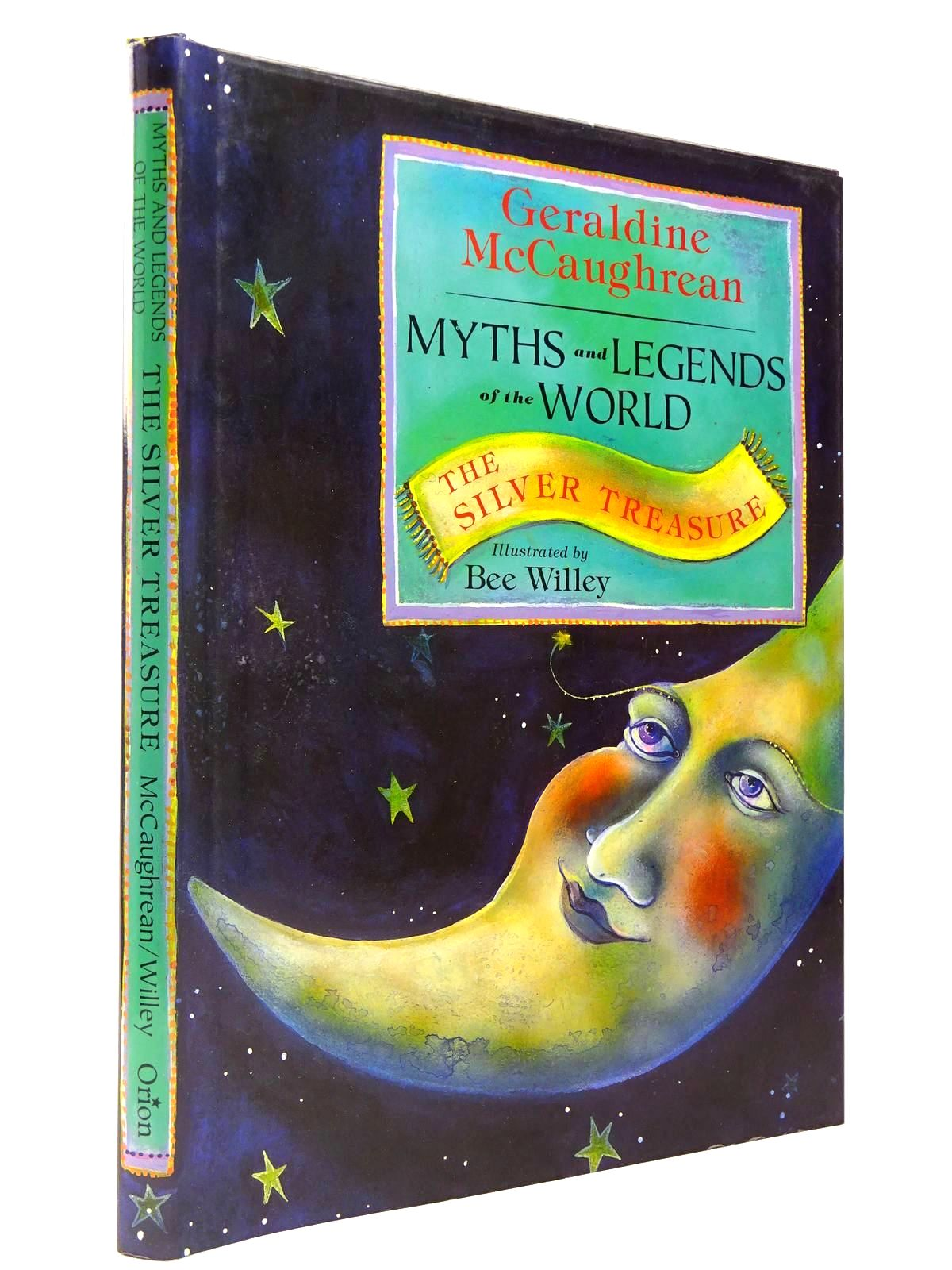 Photo of THE SILVER TREASURE written by McCaughrean, Geraldine illustrated by Willey, Bee published by Orion Children's Books (STOCK CODE: 2129870)  for sale by Stella & Rose's Books