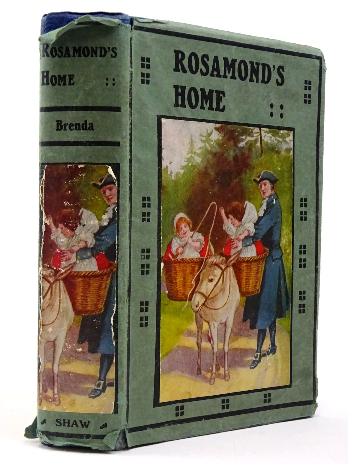 Photo of ROSAMOND'S HOME written by Brenda,  published by John F. Shaw & Co Ltd. (STOCK CODE: 2129876)  for sale by Stella & Rose's Books