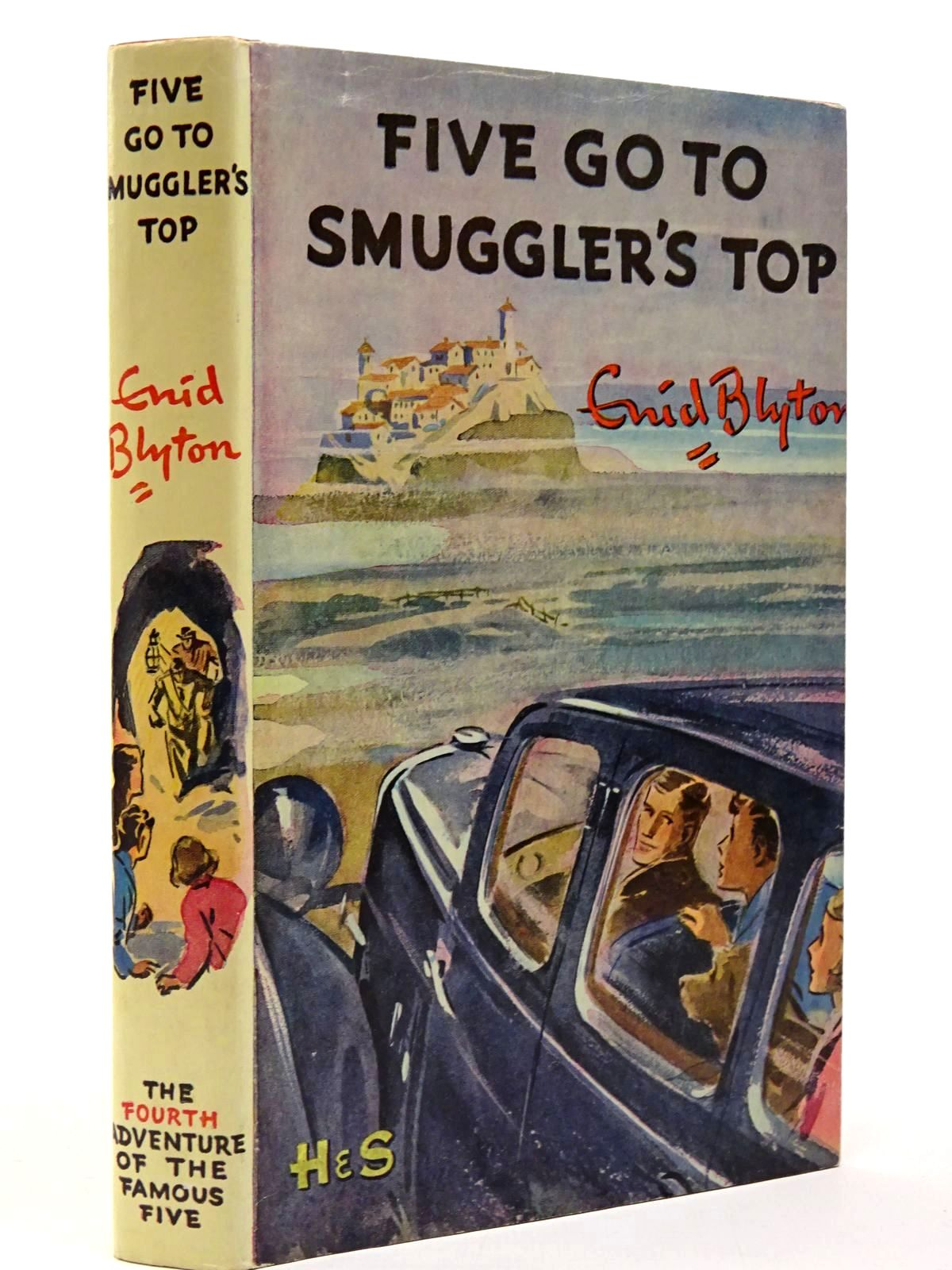 Photo of FIVE GO TO SMUGGLER'S TOP written by Blyton, Enid illustrated by Soper, Eileen published by Hodder & Stoughton (STOCK CODE: 2129891)  for sale by Stella & Rose's Books