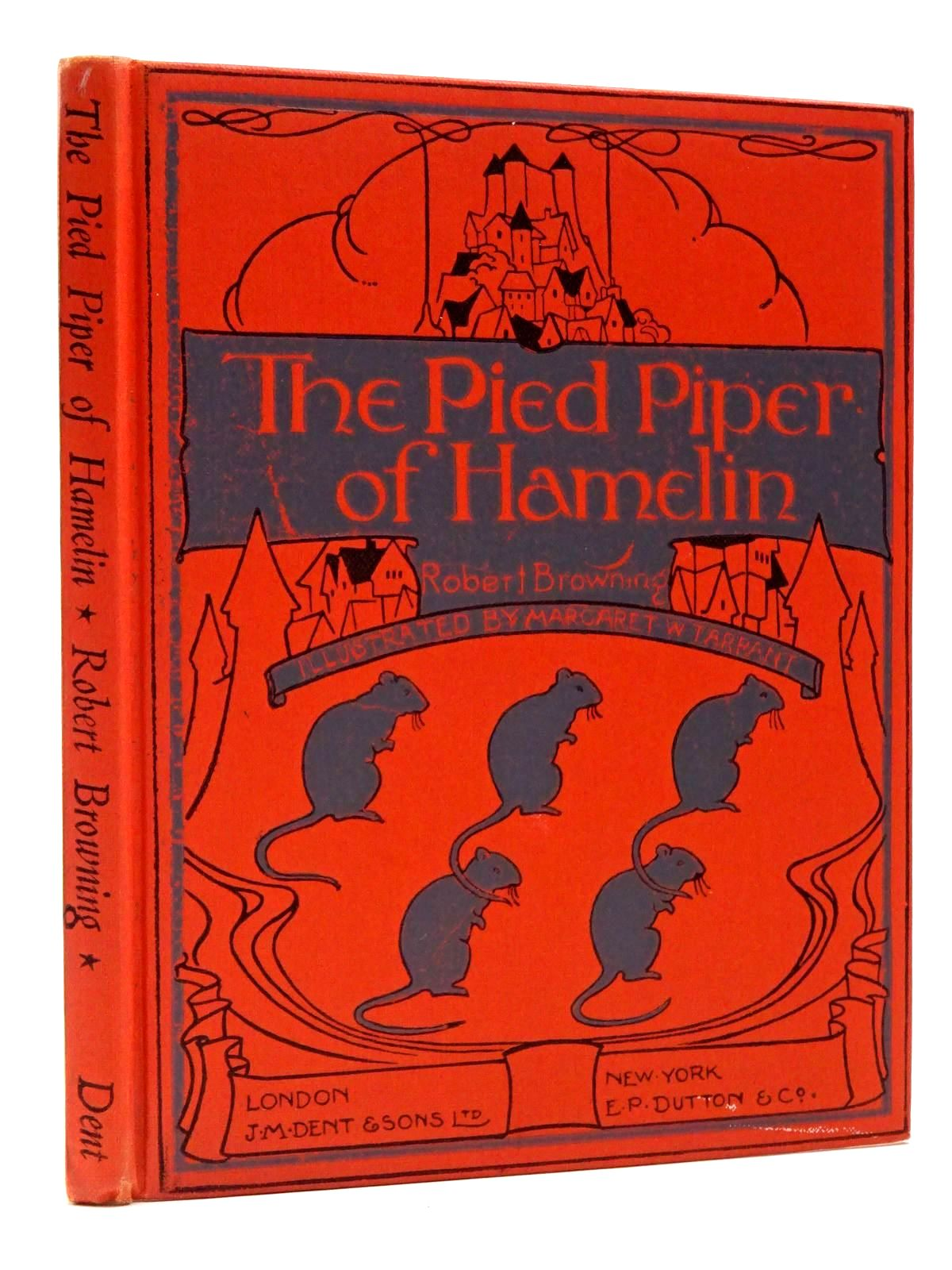 Photo of THE PIED PIPER OF HAMELIN- Stock Number: 2129894
