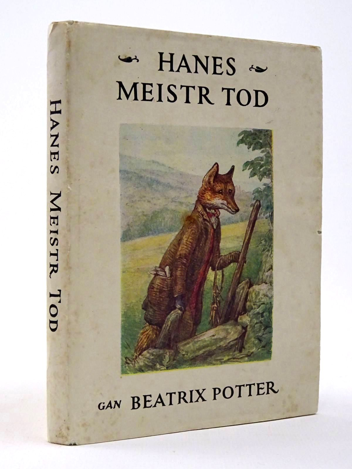 Photo of HANES MEISTR TOD written by Potter, Beatrix illustrated by Potter, Beatrix published by Frederick Warne A'I Gwmni, Cyf (STOCK CODE: 2129900)  for sale by Stella & Rose's Books