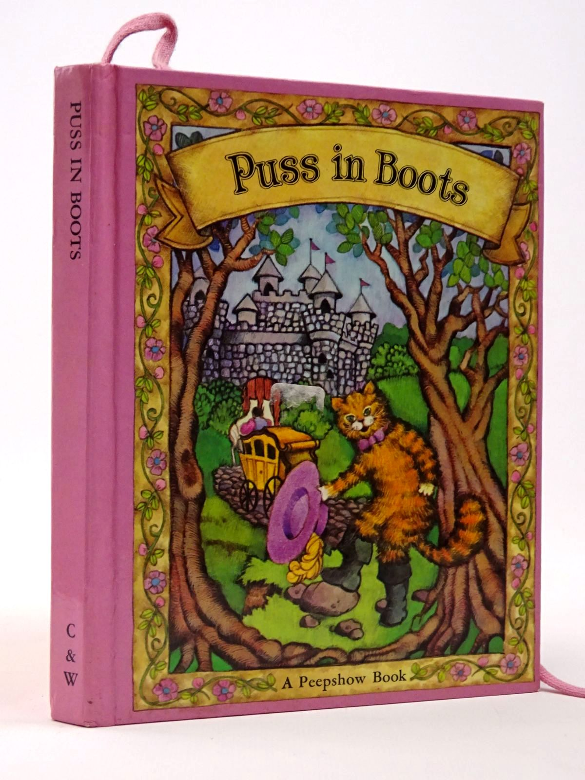 Photo of PUSS IN BOOTS illustrated by Avery, Karen published by Chatto & Windus (STOCK CODE: 2129903)  for sale by Stella & Rose's Books