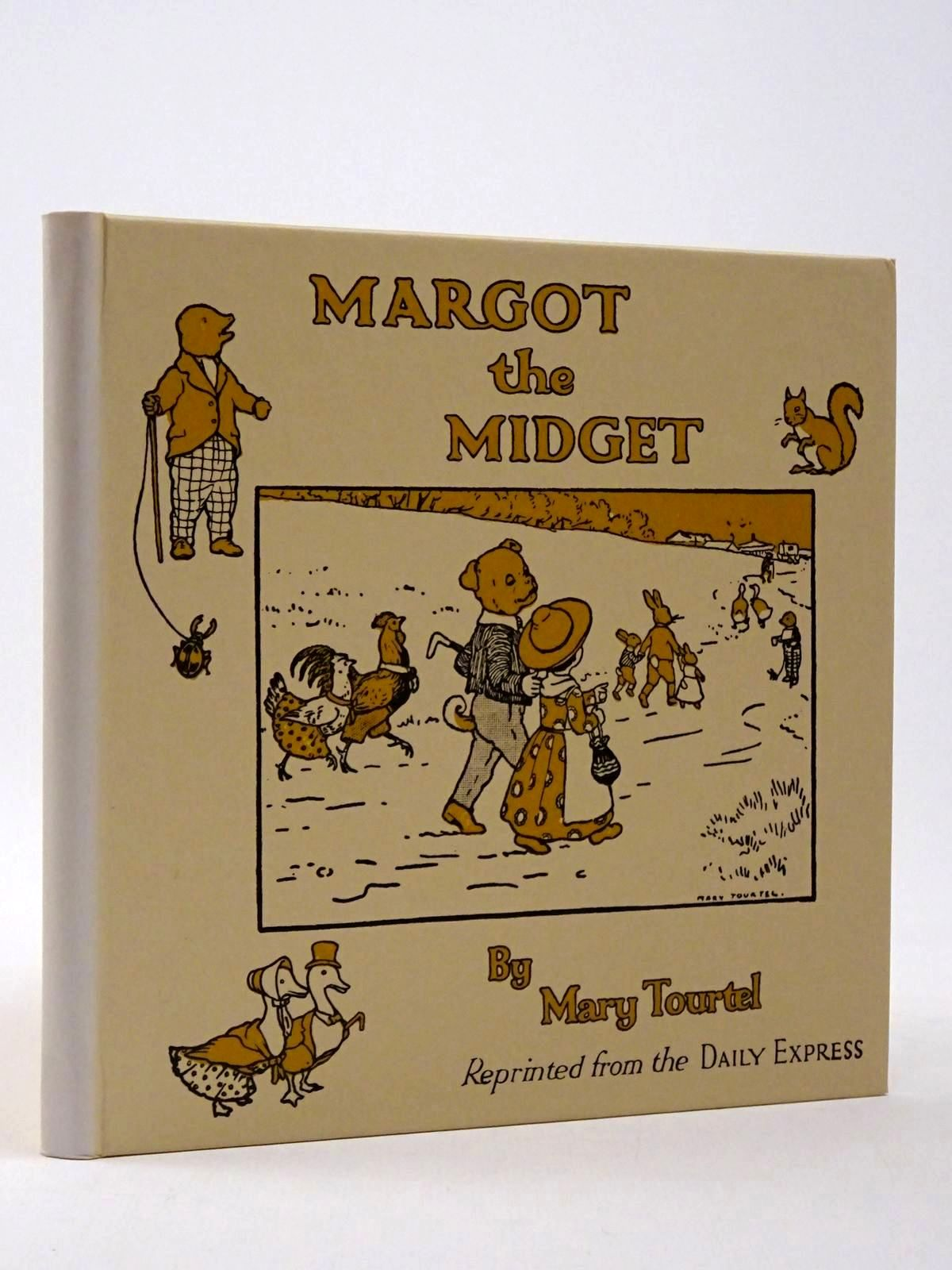 Photo of MARGOT THE MIDGET AND LITTLE BEAR'S CHRISTMAS written by Tourtel, Mary illustrated by Tourtel, Mary published by Pedigree Books Ltd. (STOCK CODE: 2129905)  for sale by Stella & Rose's Books