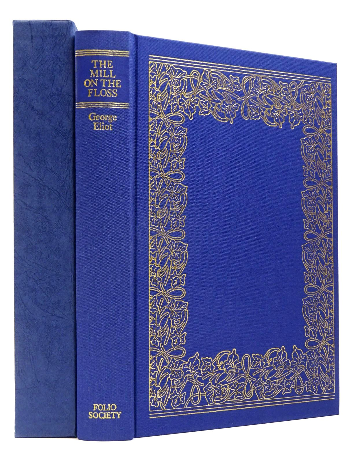 Photo of THE MILL ON THE FLOSS written by Eliot, George Mooney, Bel illustrated by MacNeill, Alyson published by Folio Society (STOCK CODE: 2129920)  for sale by Stella & Rose's Books