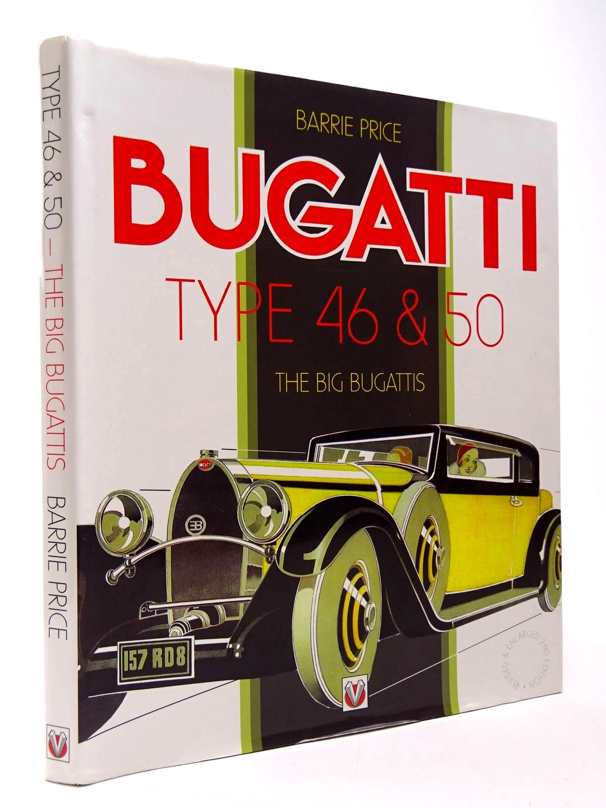 Photo of BUGATTI TYPE 46 & 50 THE BIG BUGATTIS- Stock Number: 2129950