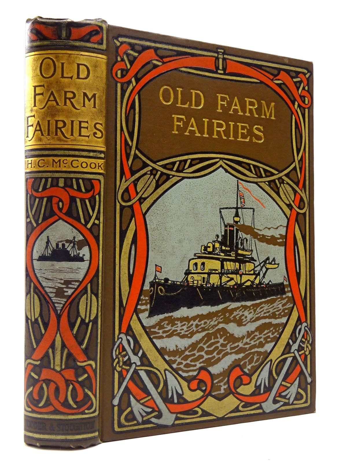 Photo of OLD FARM FAIRIES written by McCook, Henry Christopher published by Hodder & Stoughton (STOCK CODE: 2129965)  for sale by Stella & Rose's Books