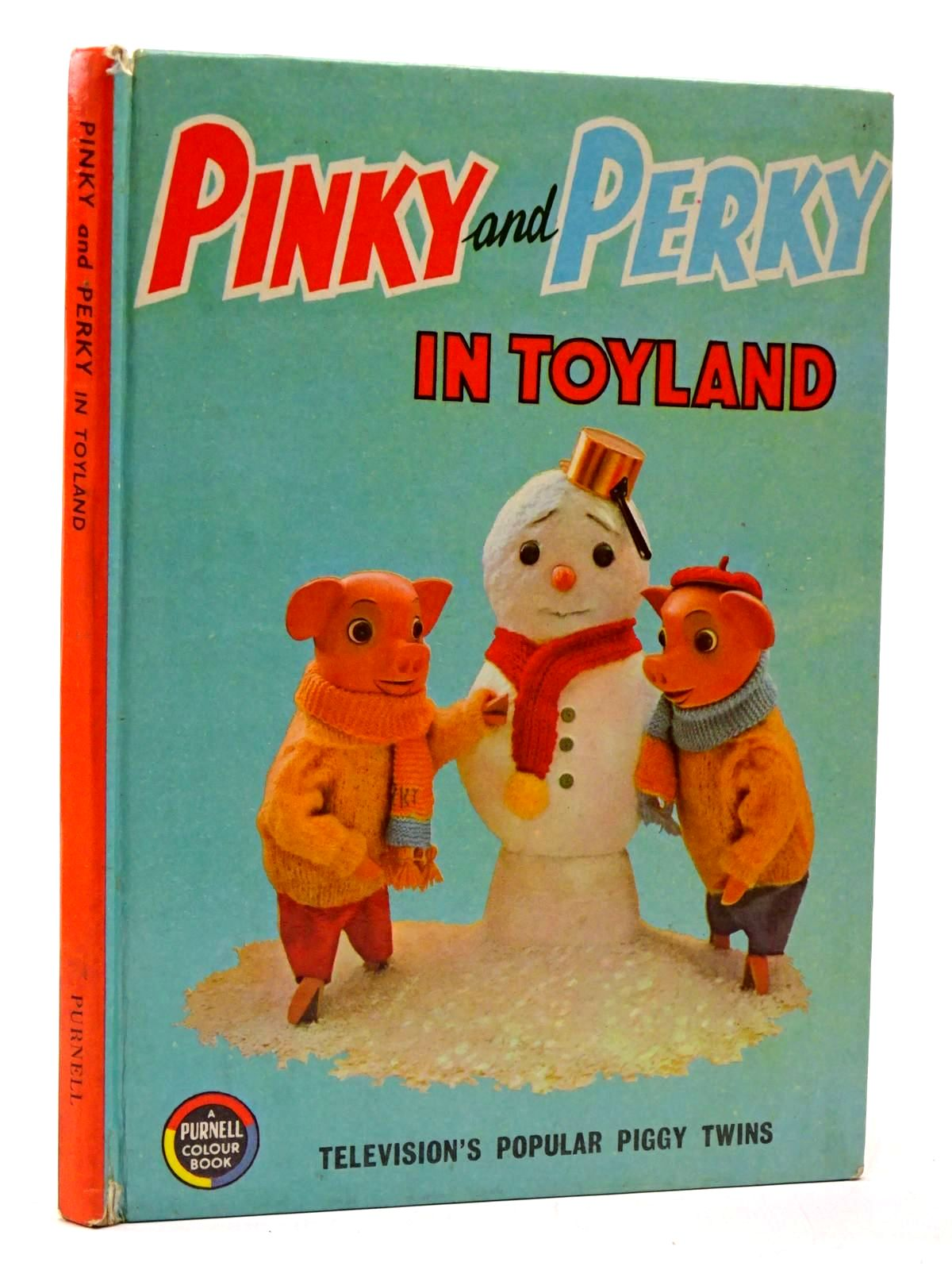 Photo of PINKY AND PERKY IN TOYLAND- Stock Number: 2129983