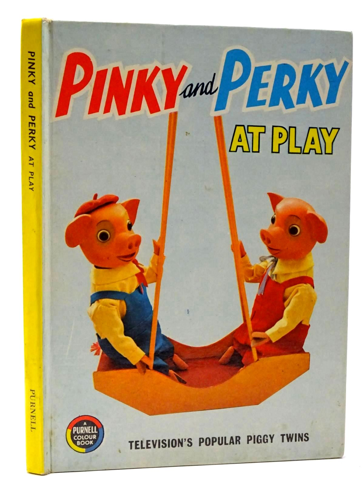 Photo of PINKY AND PERKY AT PLAY- Stock Number: 2129984