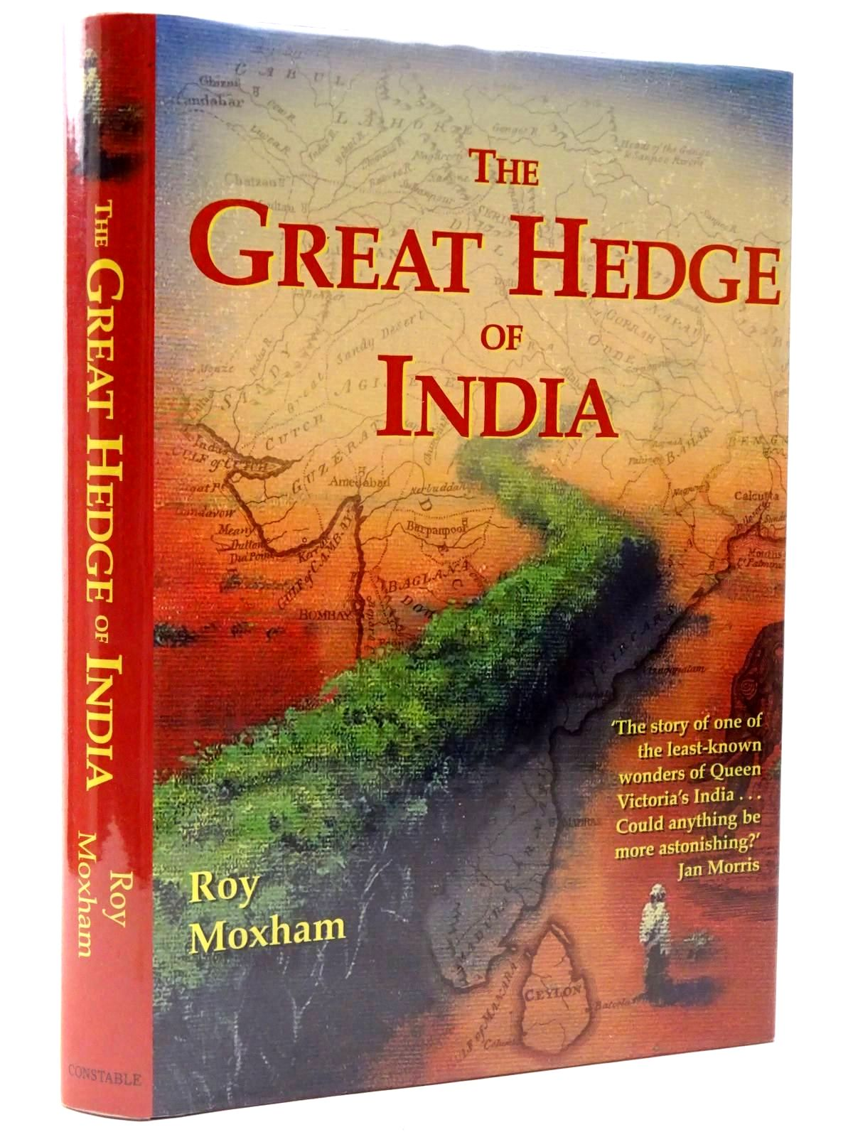 Photo of THE GREAT HEDGE OF INDIA- Stock Number: 2129985