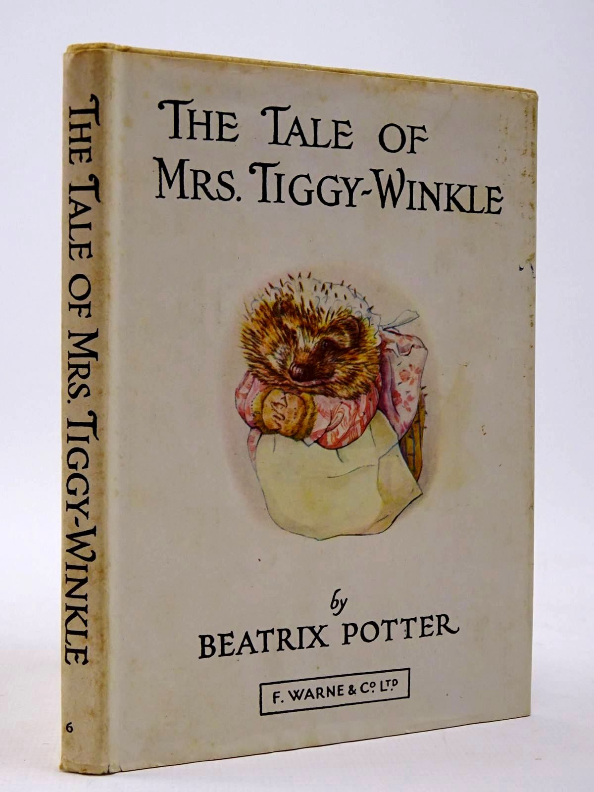 Photo of THE TALE OF MRS. TIGGY-WINKLE- Stock Number: 2129988