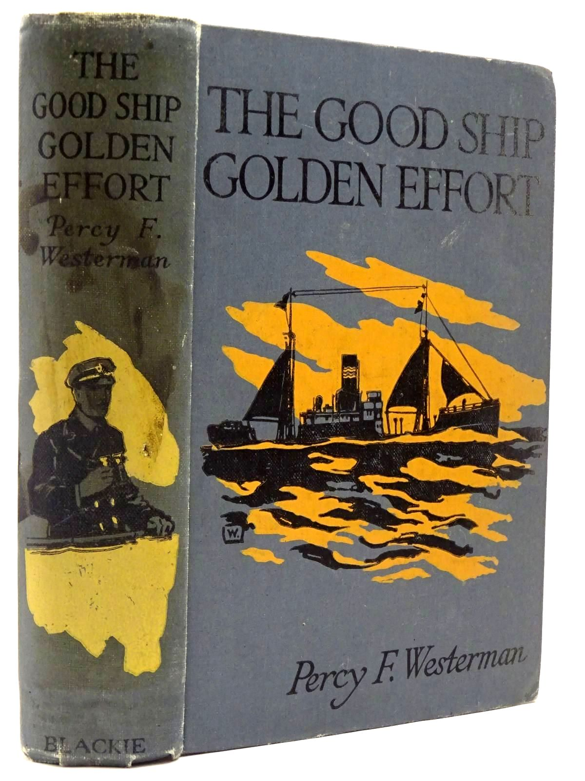 Photo of THE GOOD SHIP GOLDEN EFFORT- Stock Number: 2129997
