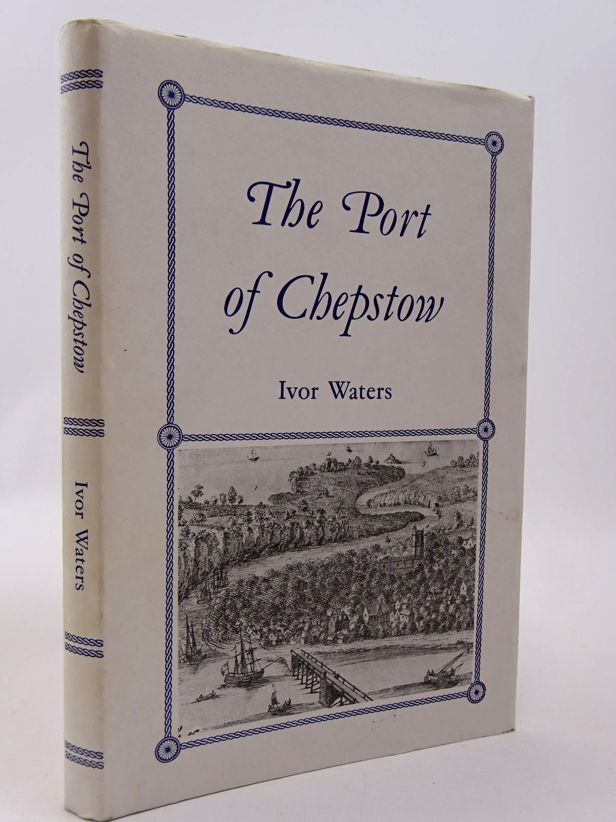 Photo of THE PORT OF CHEPSTOW written by Waters, Ivor illustrated by Waters, Mercedes Woodfield, Bryan published by Moss Rose Press (STOCK CODE: 2130004)  for sale by Stella & Rose's Books