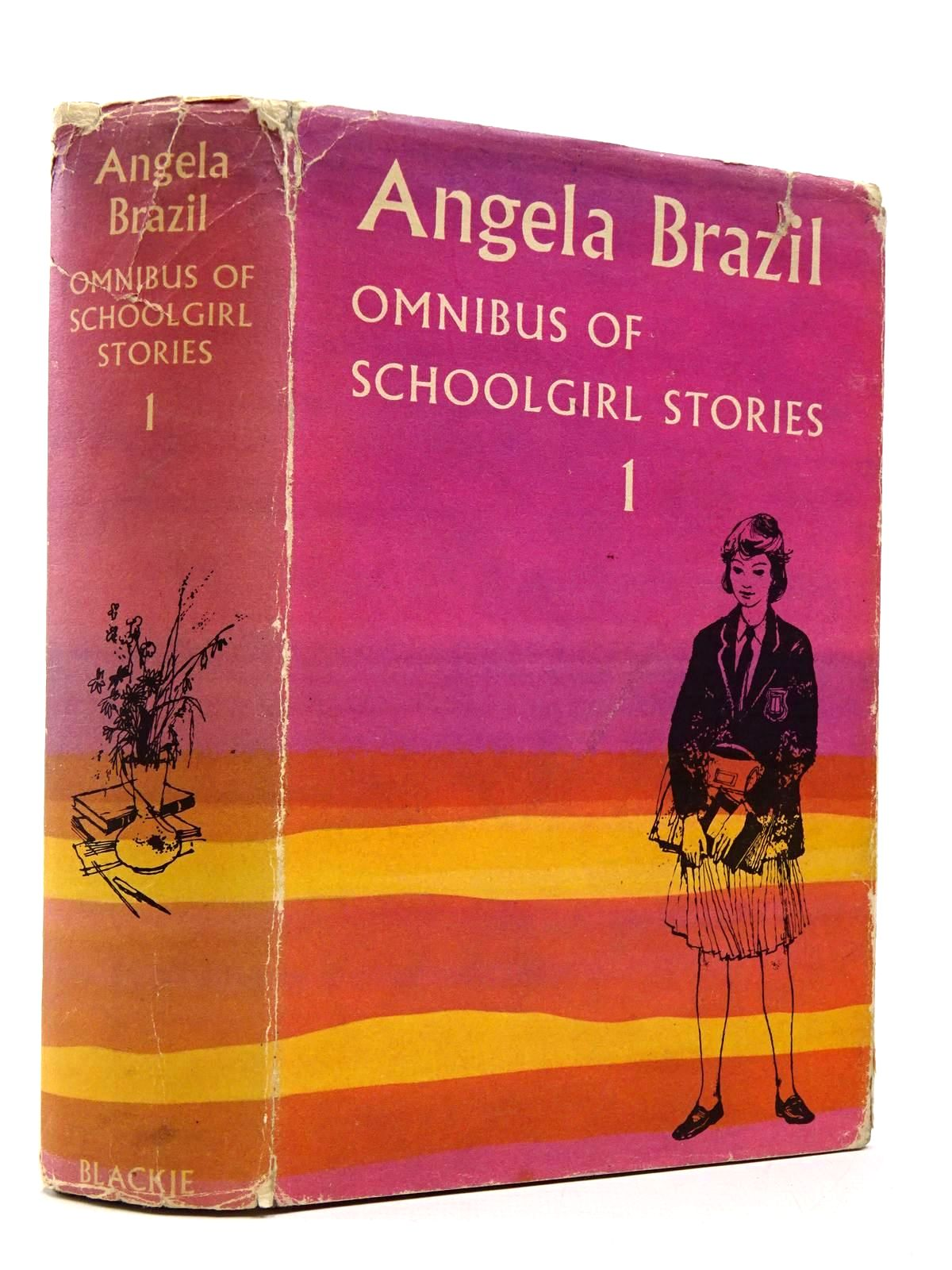 Photo of OMNIBUS OF SCHOOLGIRL STORIES 1 written by Brazil, Angela published by Blackie & Son Ltd. (STOCK CODE: 2130033)  for sale by Stella & Rose's Books