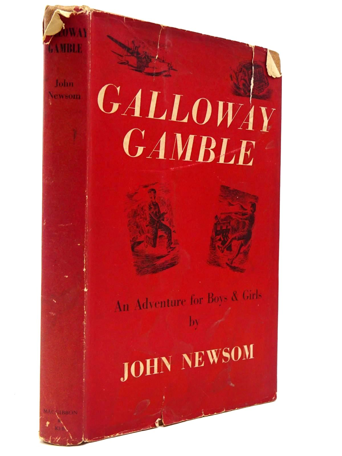 Photo of GALLOWAY GAMBLE- Stock Number: 2130042