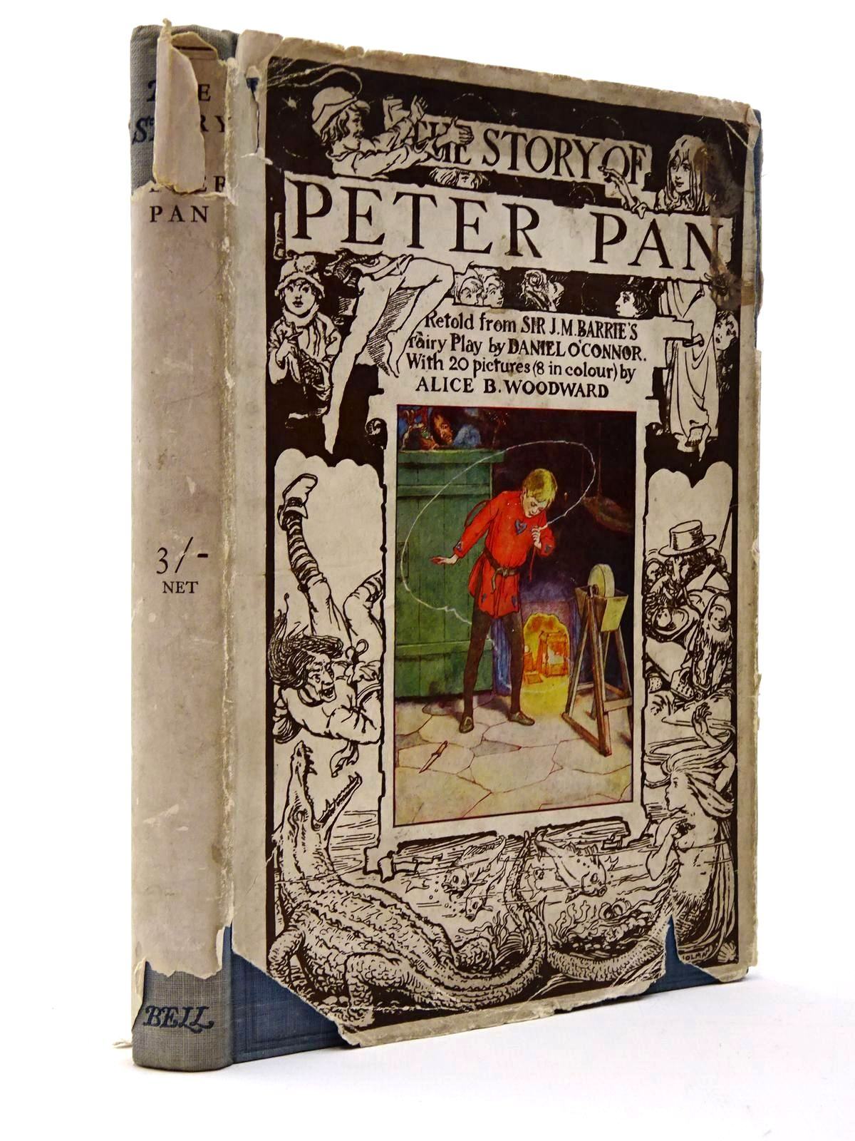 Photo of THE STORY OF PETER PAN- Stock Number: 2130043