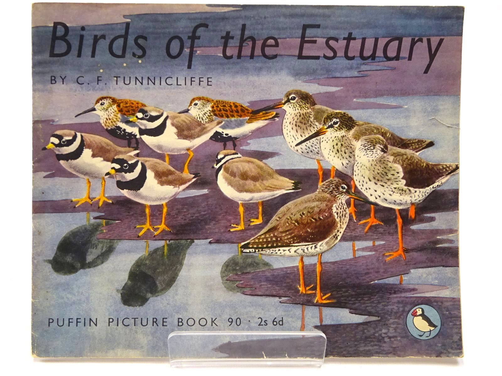 Photo of BIRDS OF THE ESTUARY written by Tunnicliffe, C.F. illustrated by Tunnicliffe, C.F. published by Penguin (STOCK CODE: 2130049)  for sale by Stella & Rose's Books