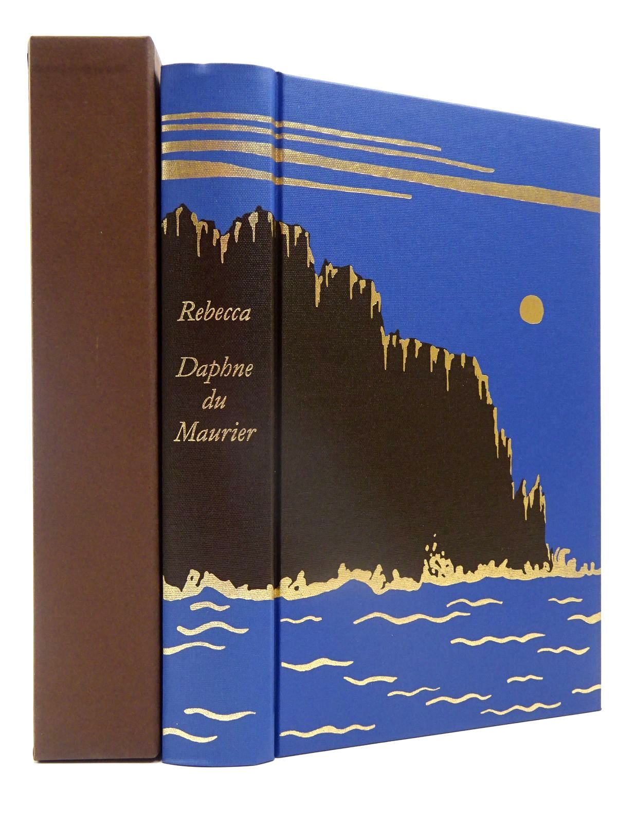 Photo of REBECCA written by Du Maurier, Daphne illustrated by Clark, Emma Chichester published by Folio Society (STOCK CODE: 2130066)  for sale by Stella & Rose's Books