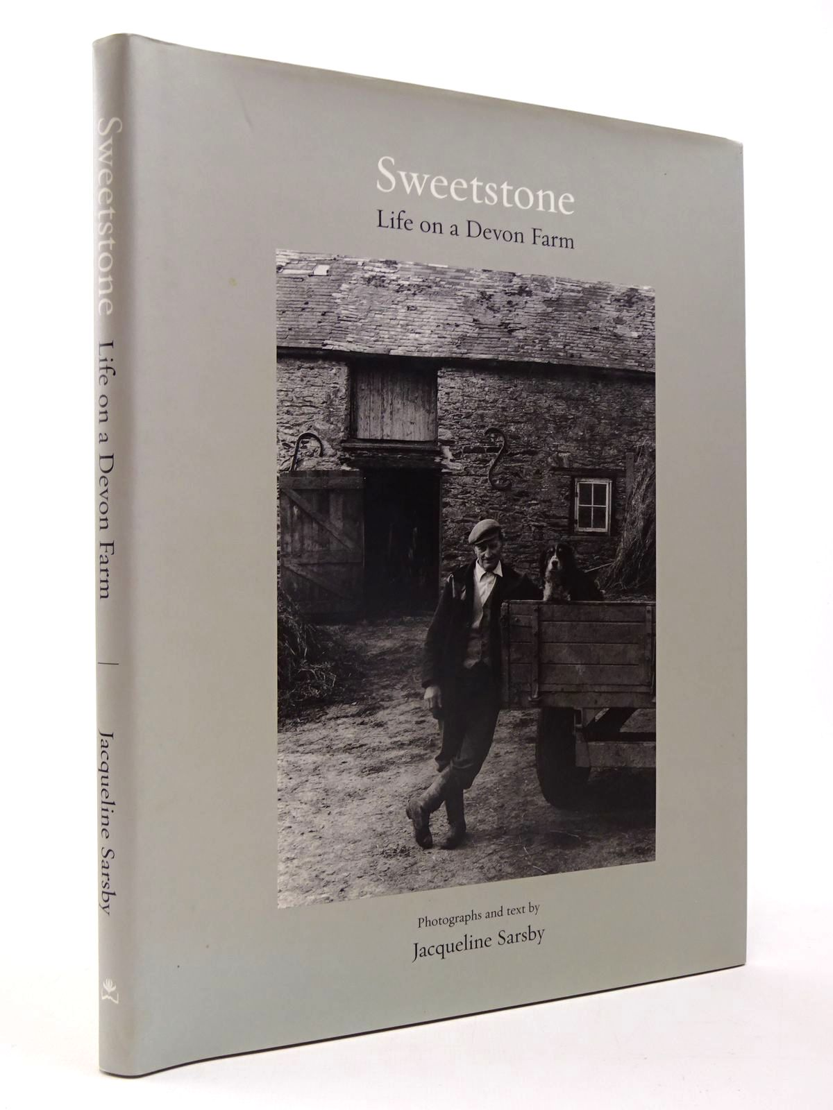 Photo of SWEETSTONE LIFE ON A DEVON FARM written by Sarsby, Jacqueline published by Green Books (STOCK CODE: 2130085)  for sale by Stella & Rose's Books