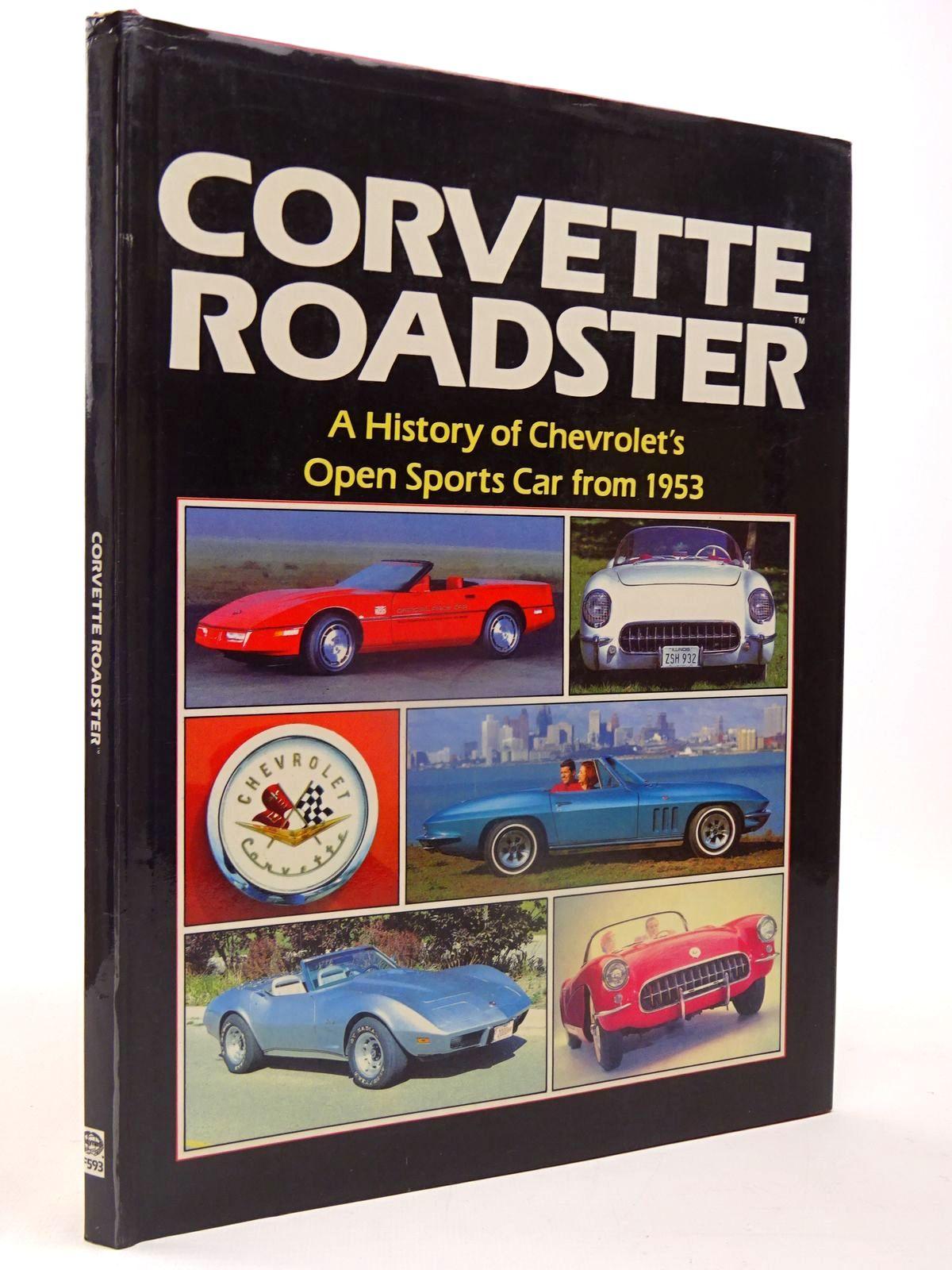 Photo of CORVETTE ROADSTER- Stock Number: 2130087