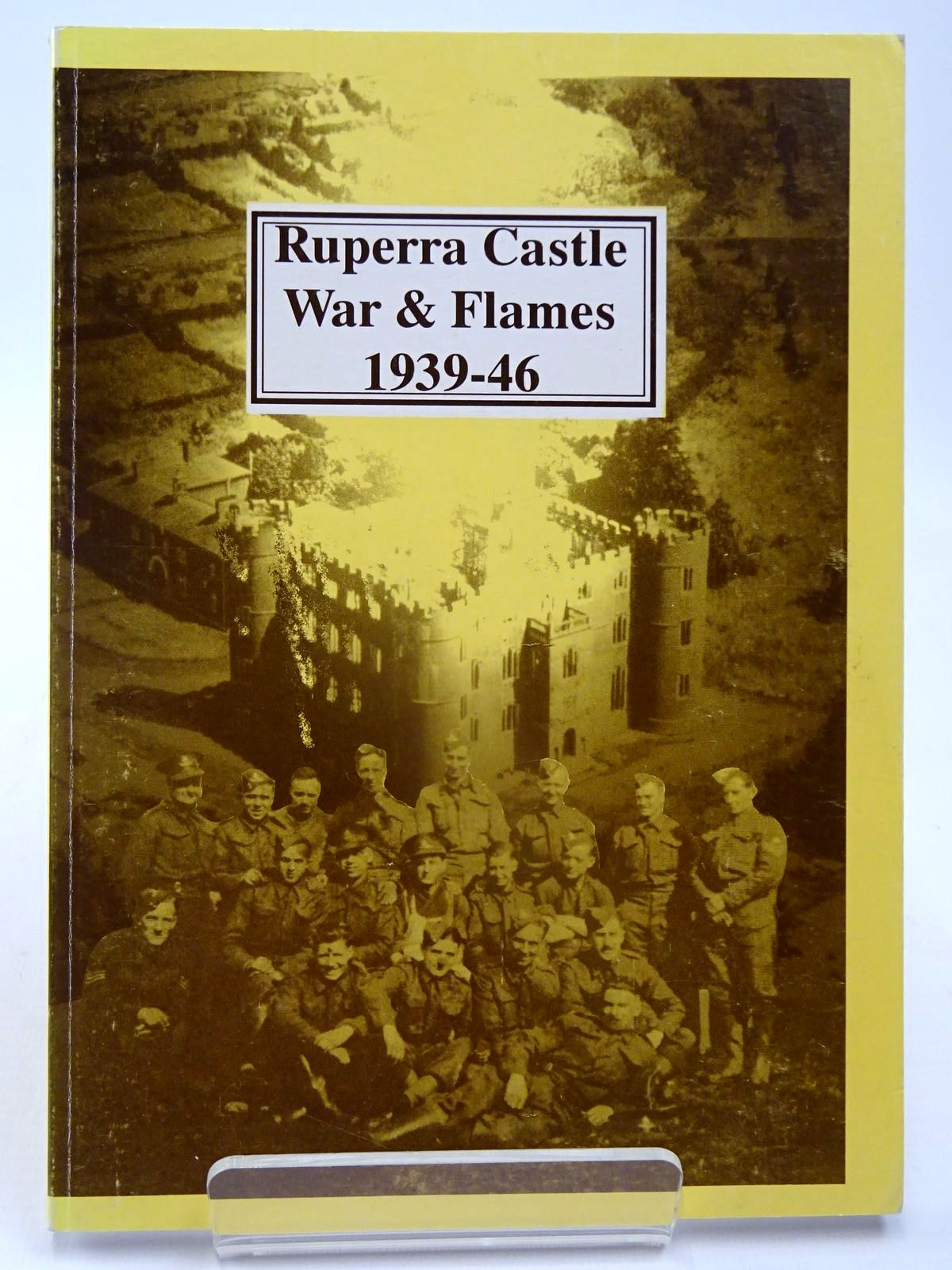 Photo of RUPERRA CASTLE WAR AND FLAMES 1939-46- Stock Number: 2130088