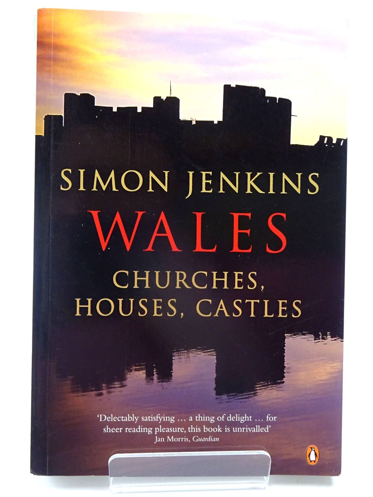 Photo of WALES CHURCHES, HOUSES, CASTLES written by Jenkins, Simon published by Penguin Books (STOCK CODE: 2130090)  for sale by Stella & Rose's Books
