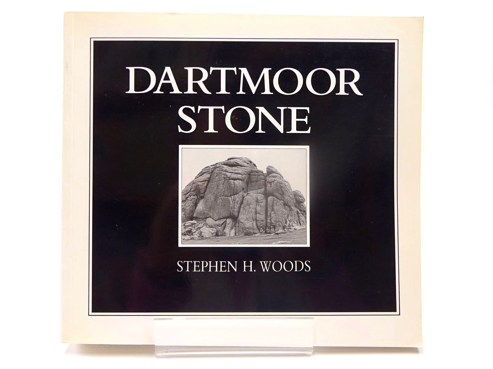 Photo of DARTMOOR STONE written by Woods, Stephen H. published by Devon Books (STOCK CODE: 2130097)  for sale by Stella & Rose's Books