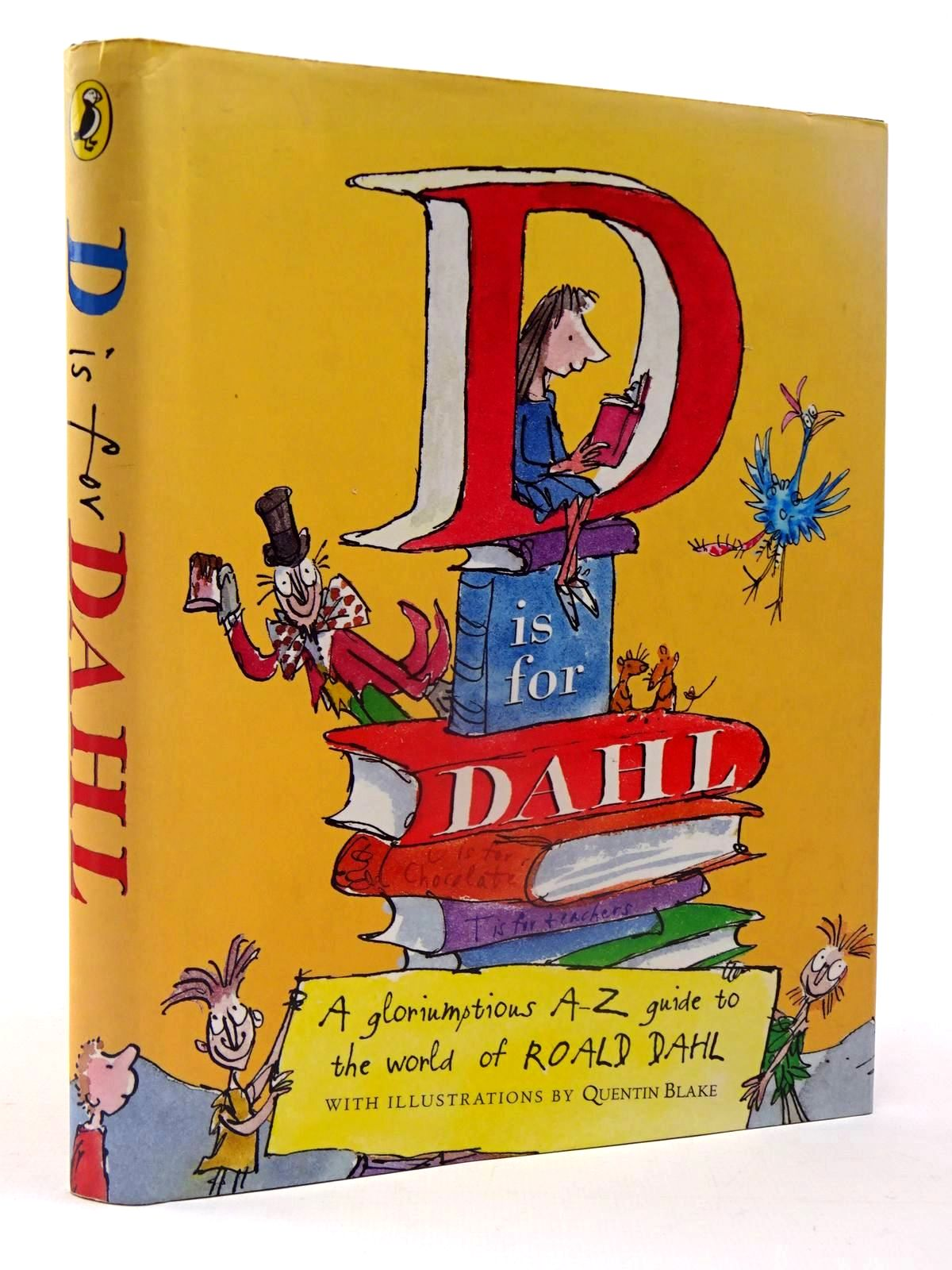 Photo of D IS FOR DAHL- Stock Number: 2130098