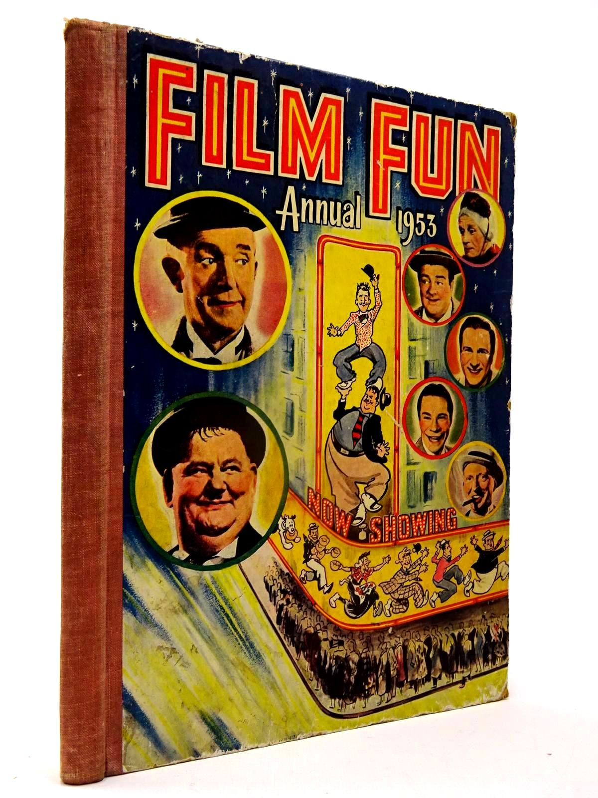 Photo of FILM FUN ANNUAL 1953- Stock Number: 2130119