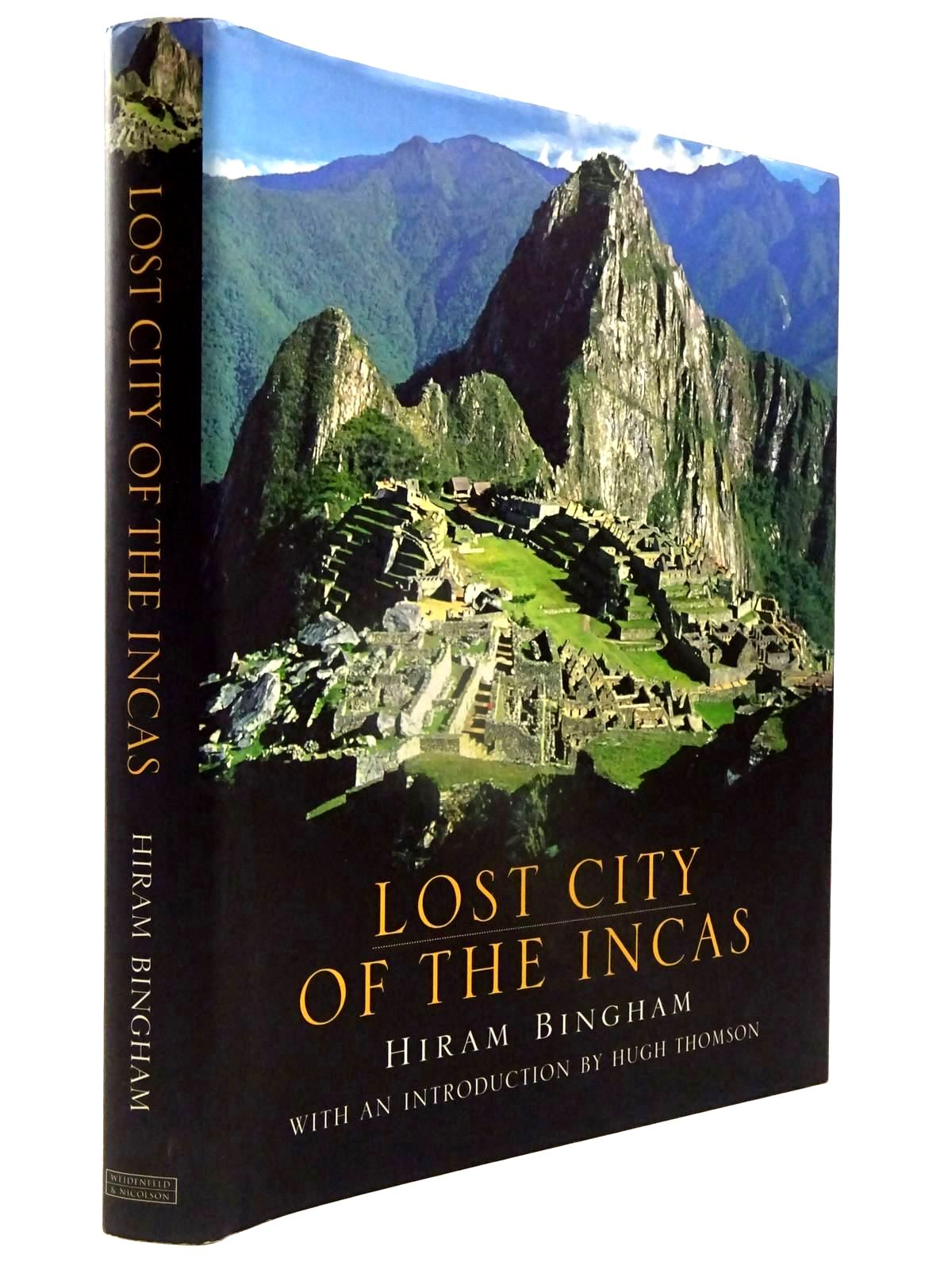 Photo of LOST CITY OF THE INCAS- Stock Number: 2130130