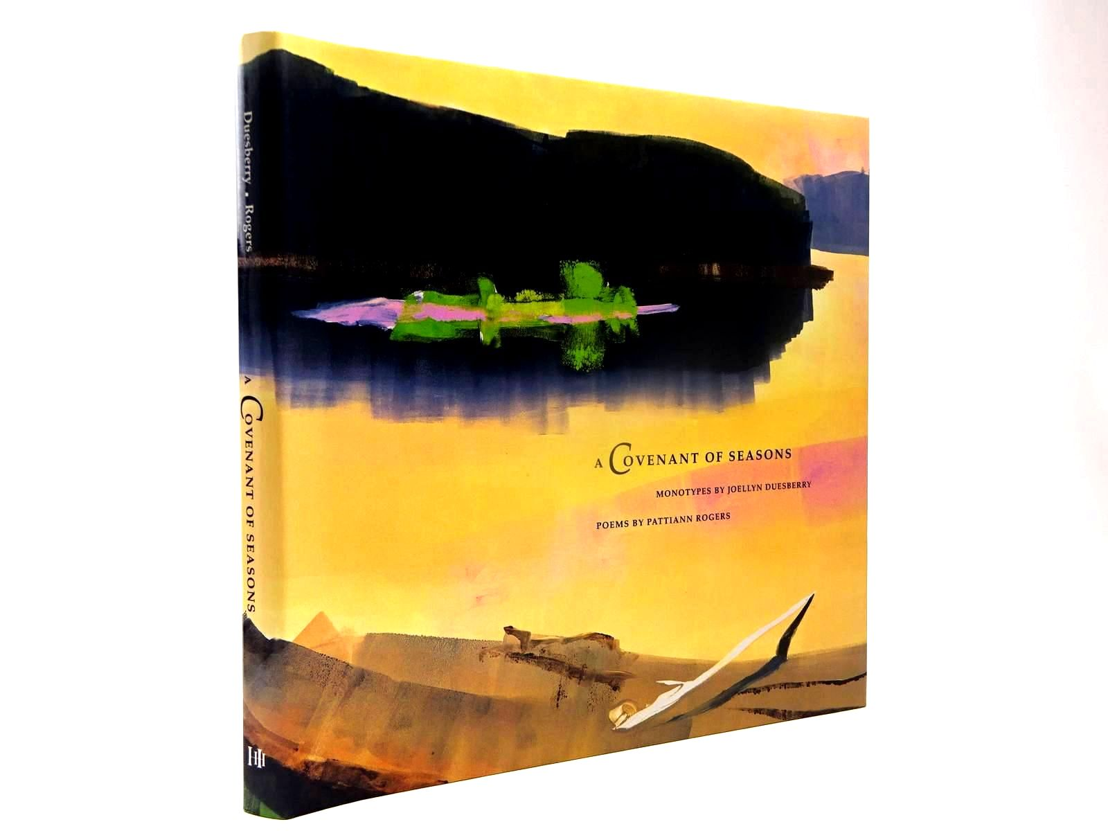 Photo of A COVENANT OF SEASONS written by Rogers, Pattiann<br />et al,  illustrated by Duesberry, Joellyn published by Hudson Hills Press (STOCK CODE: 2130133)  for sale by Stella & Rose's Books