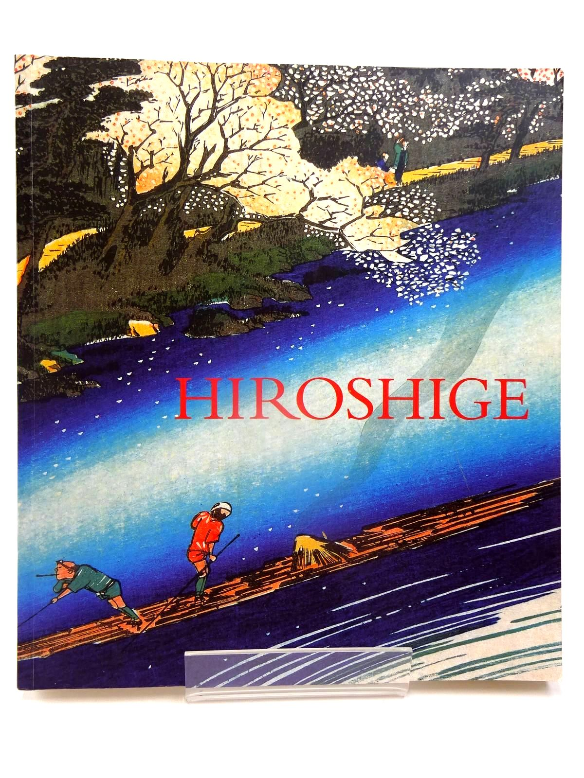 Photo of HIROSHIGE PRINTS AND DRAWINGS written by Forrer, Matthi<br />Juzo, Suzuki<br />et al,  illustrated by Hiroshige,  published by Royal Academy of Arts (STOCK CODE: 2130138)  for sale by Stella & Rose's Books