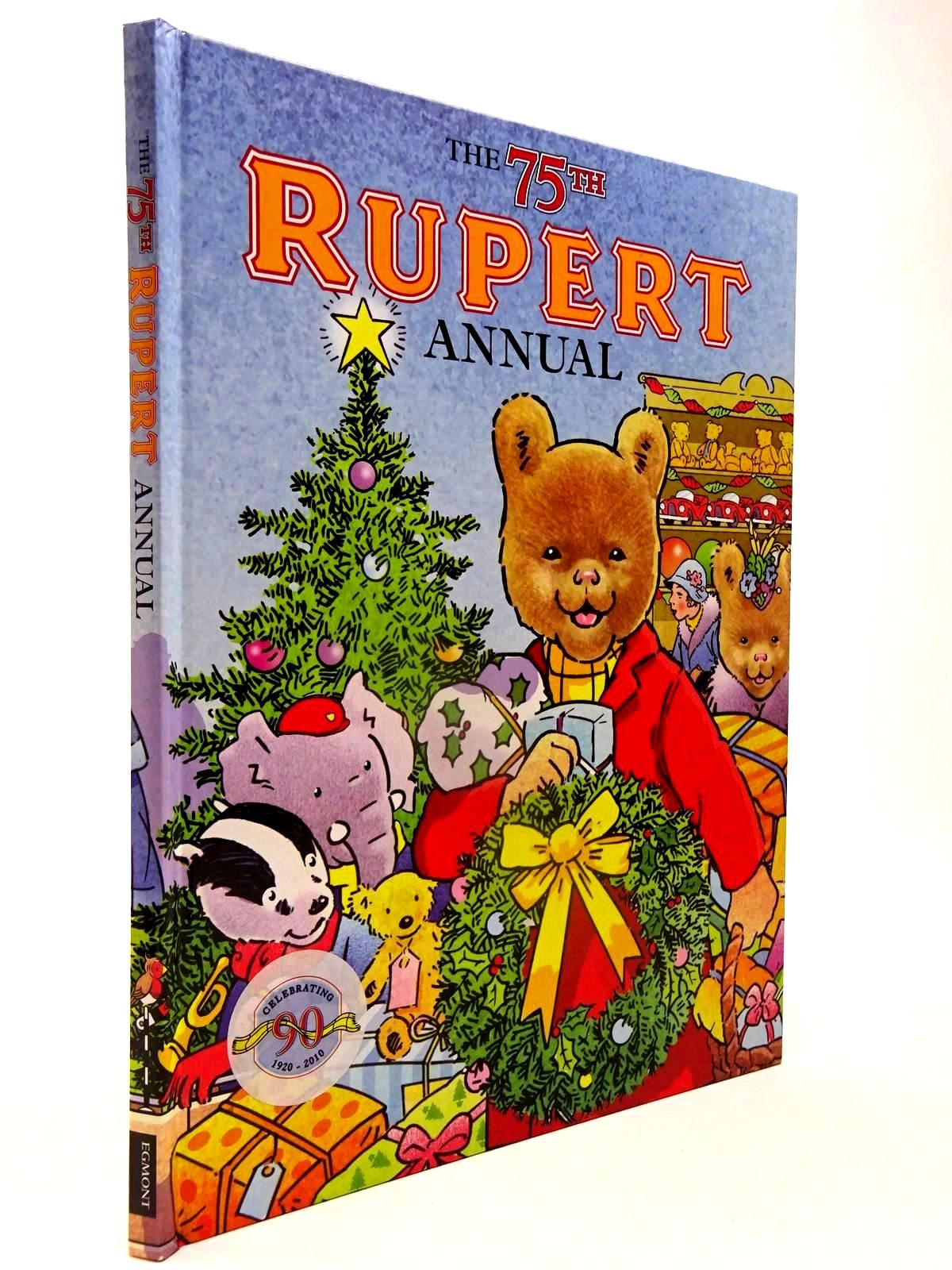 Photo of RUPERT ANNUAL 2010 written by Trotter, Stuart published by Egmont Books Ltd. (STOCK CODE: 2130142)  for sale by Stella & Rose's Books