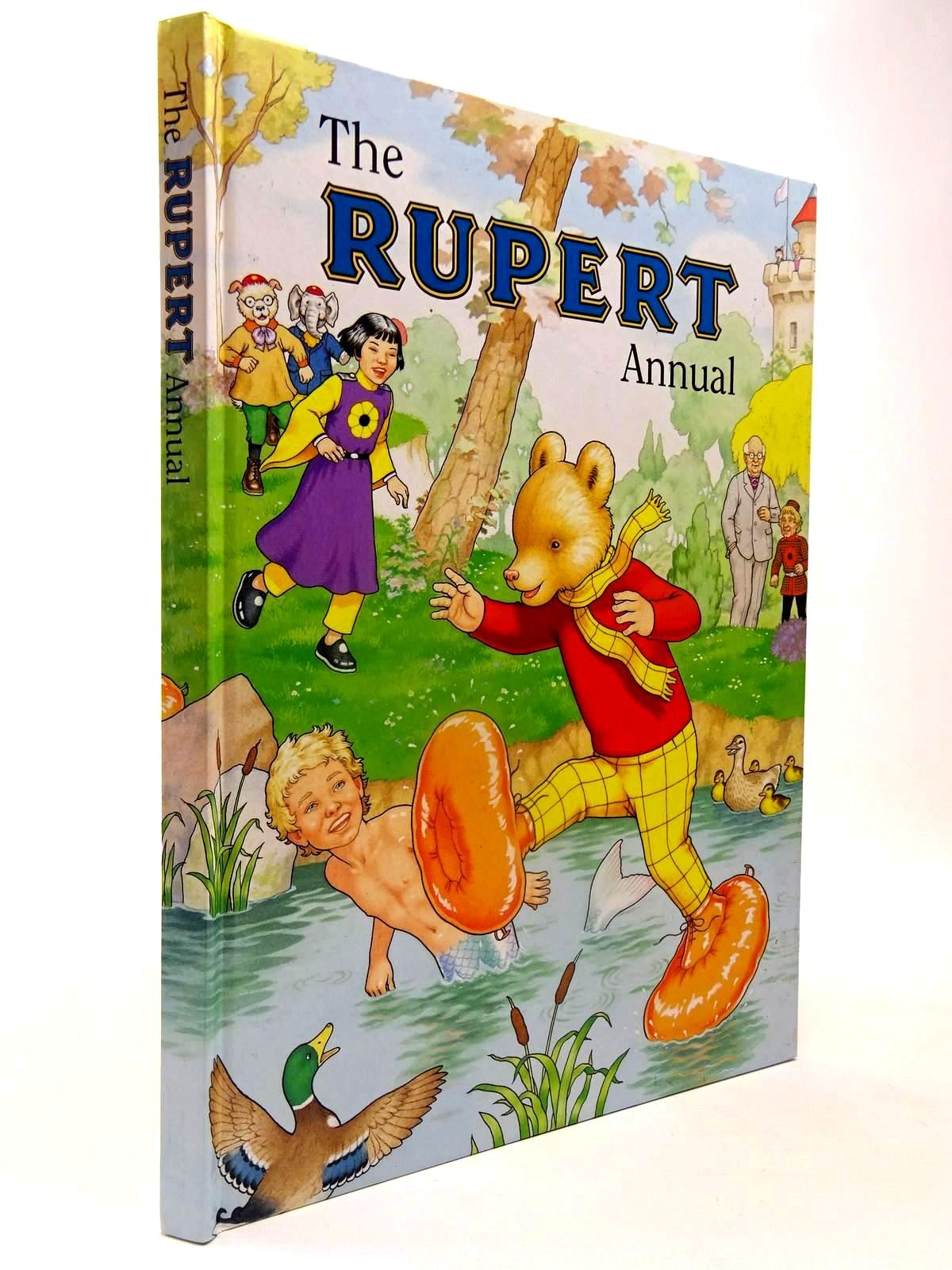 Photo of RUPERT ANNUAL 1997 written by Robinson, Ian illustrated by Harrold, John published by Pedigree Books Limited (STOCK CODE: 2130143)  for sale by Stella & Rose's Books