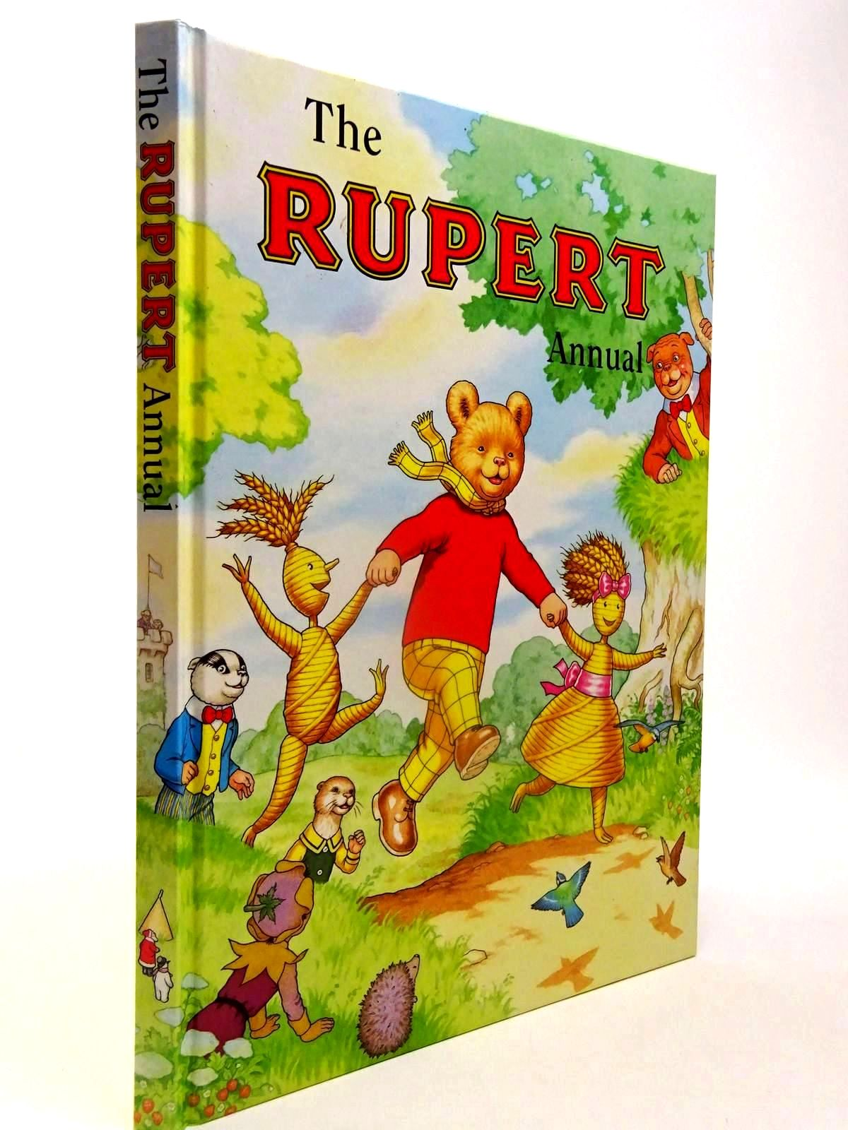 Photo of RUPERT ANNUAL 2000 written by Robinson, Ian illustrated by Harrold, John Hart, Gina published by Pedigree Books Limited (STOCK CODE: 2130144)  for sale by Stella & Rose's Books