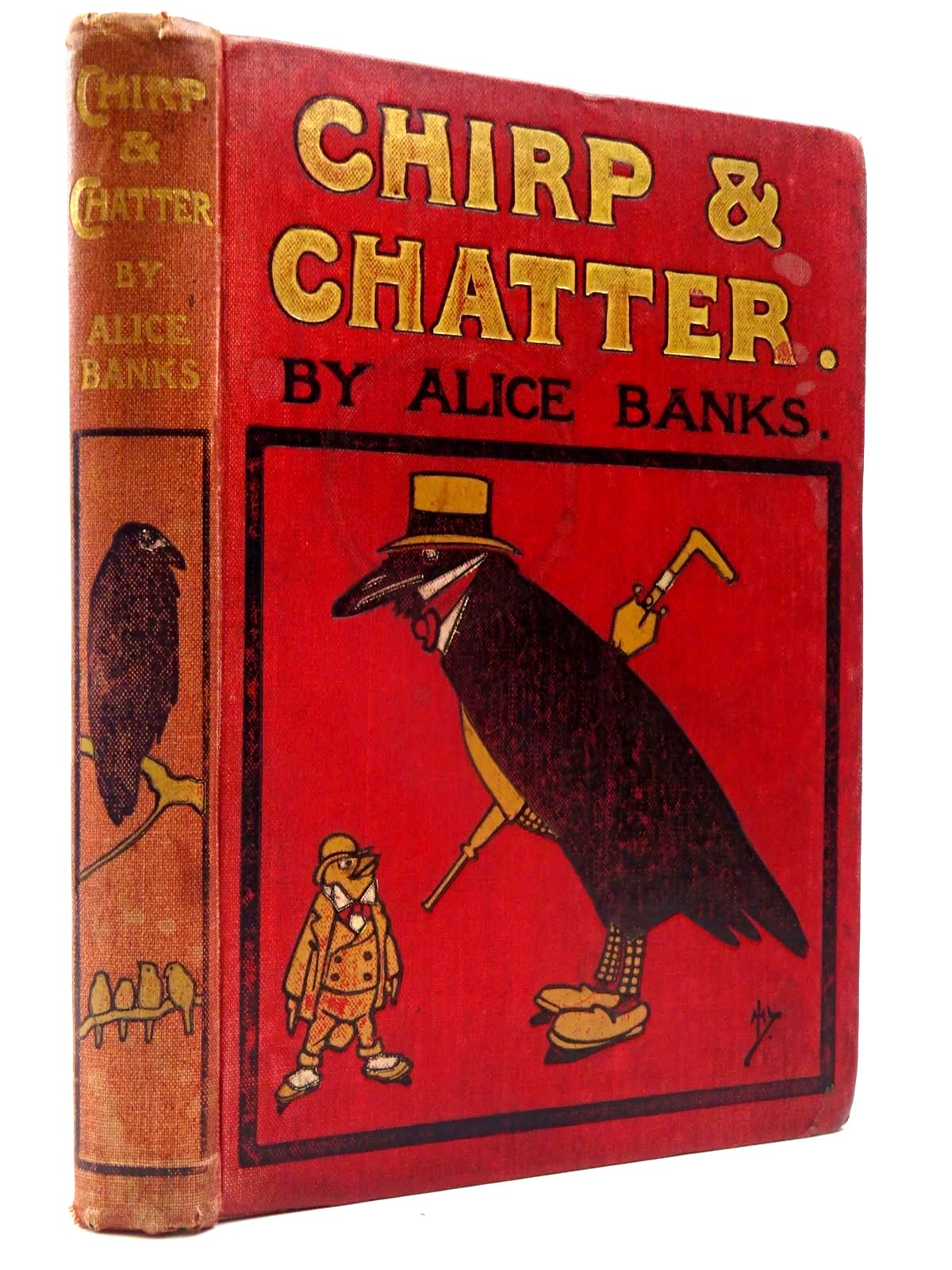 Photo of CHIRP AND CHATTER- Stock Number: 2130158