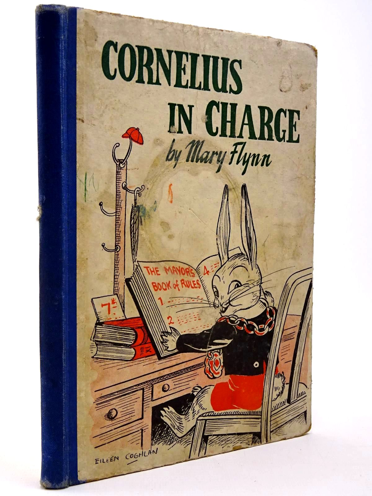 Photo of CORNELIUS IN CHARGE written by Flynn, Mary illustrated by Coghlan, Eileen published by The Talbot Press Limited (STOCK CODE: 2130160)  for sale by Stella & Rose's Books