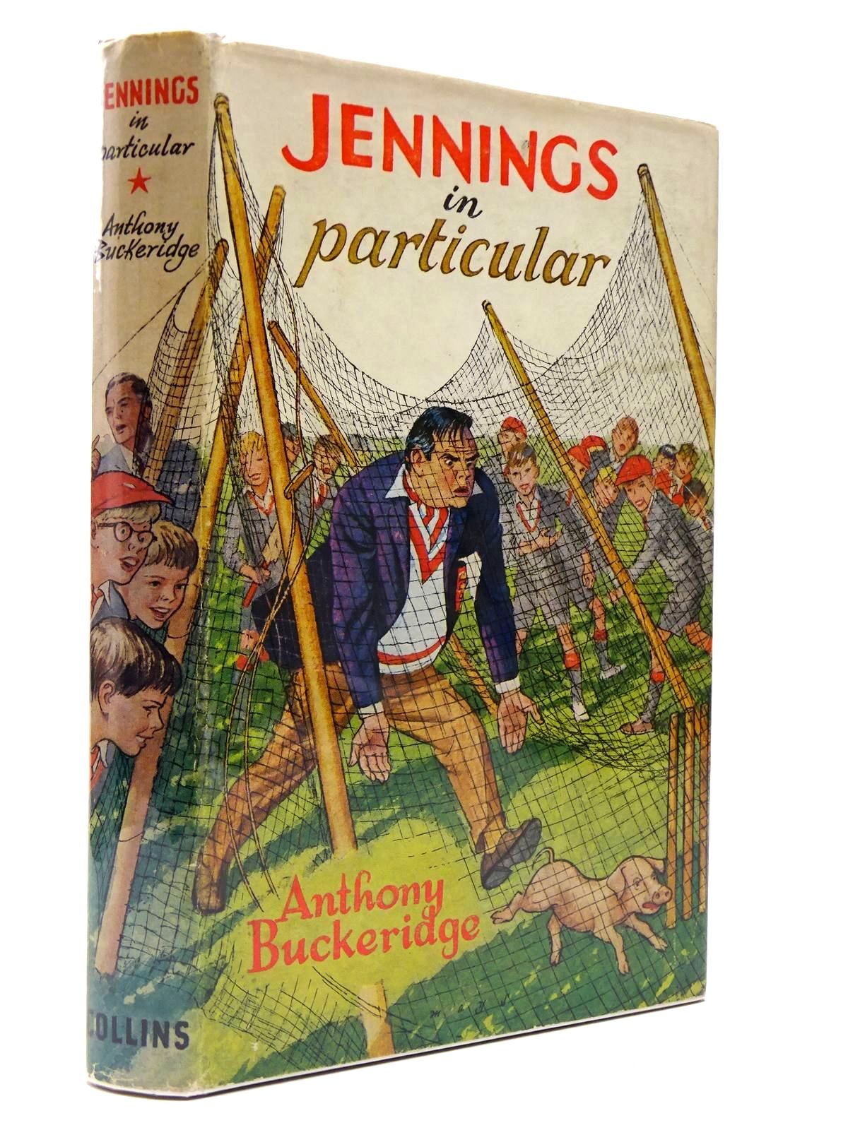 Photo of JENNINGS IN PARTICULAR written by Buckeridge, Anthony illustrated by Mays,  published by Collins (STOCK CODE: 2130164)  for sale by Stella & Rose's Books