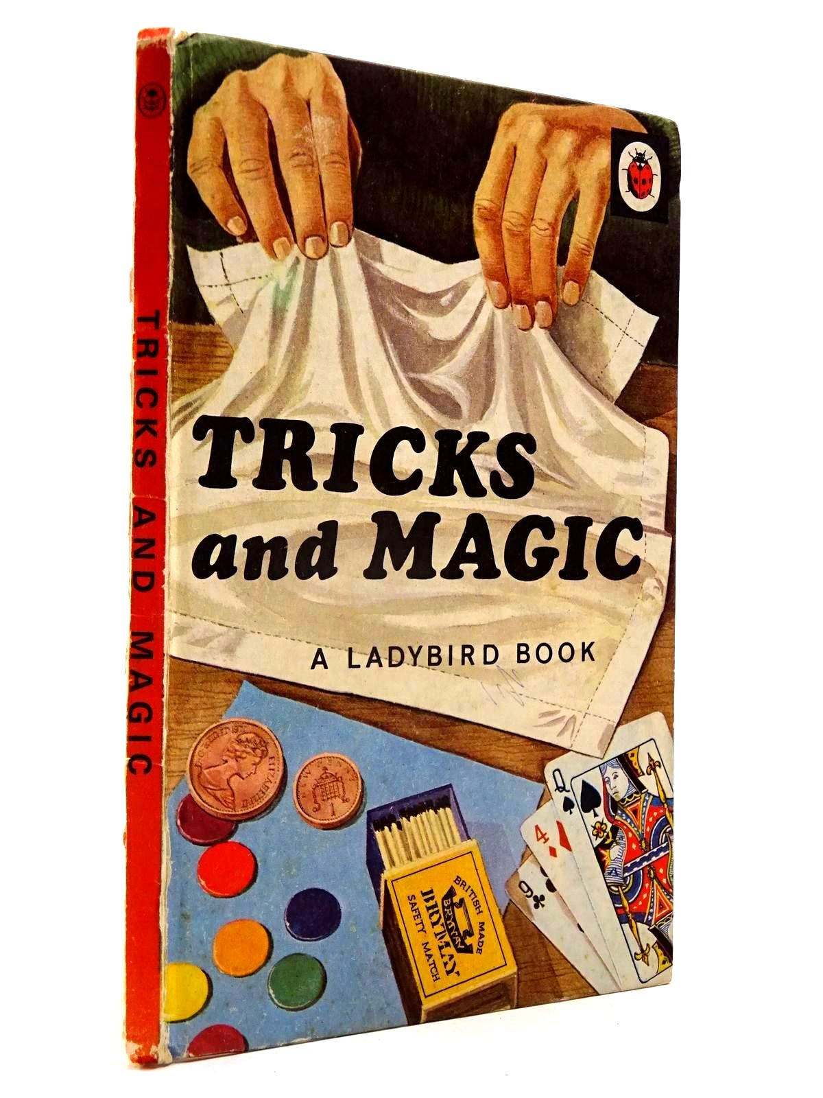 Photo of TRICKS AND MAGIC- Stock Number: 2130183